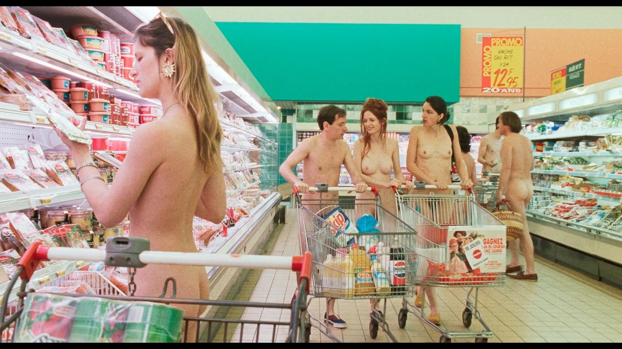 Marie Riva nude full frontal Aurelie Guichard nude Riens du tout FR 1992 HD 1080p BluRay 008