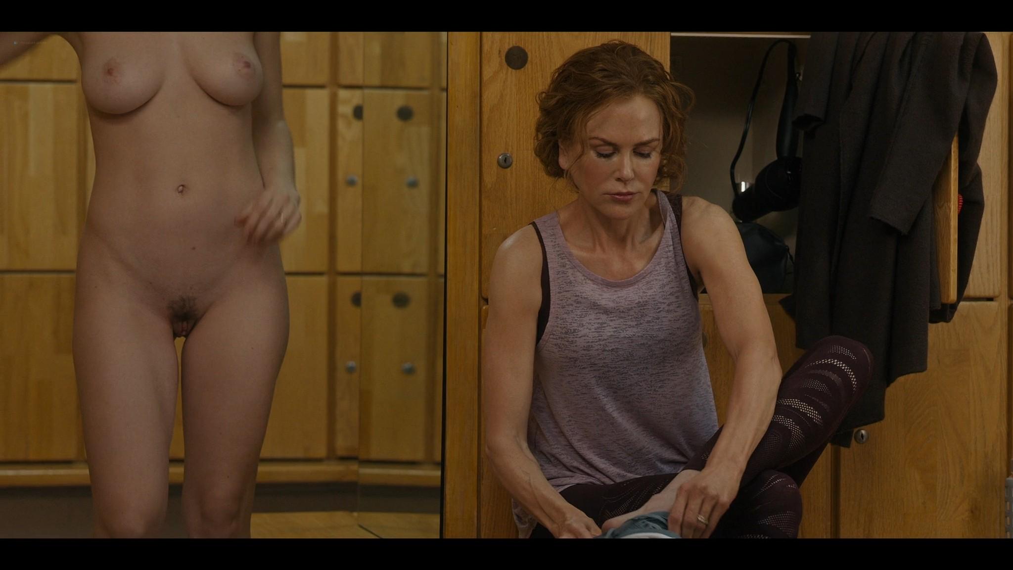 Matilda De Angelis nude full frontal Nicole Kidman sexy The Und0ing 2020 e1s1 1080p 004