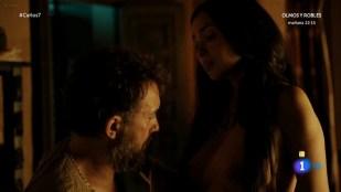 Meritxell Calvo nude sex - Carlos Rey Emperador (ES-2015) s1e7 HDTV 720p