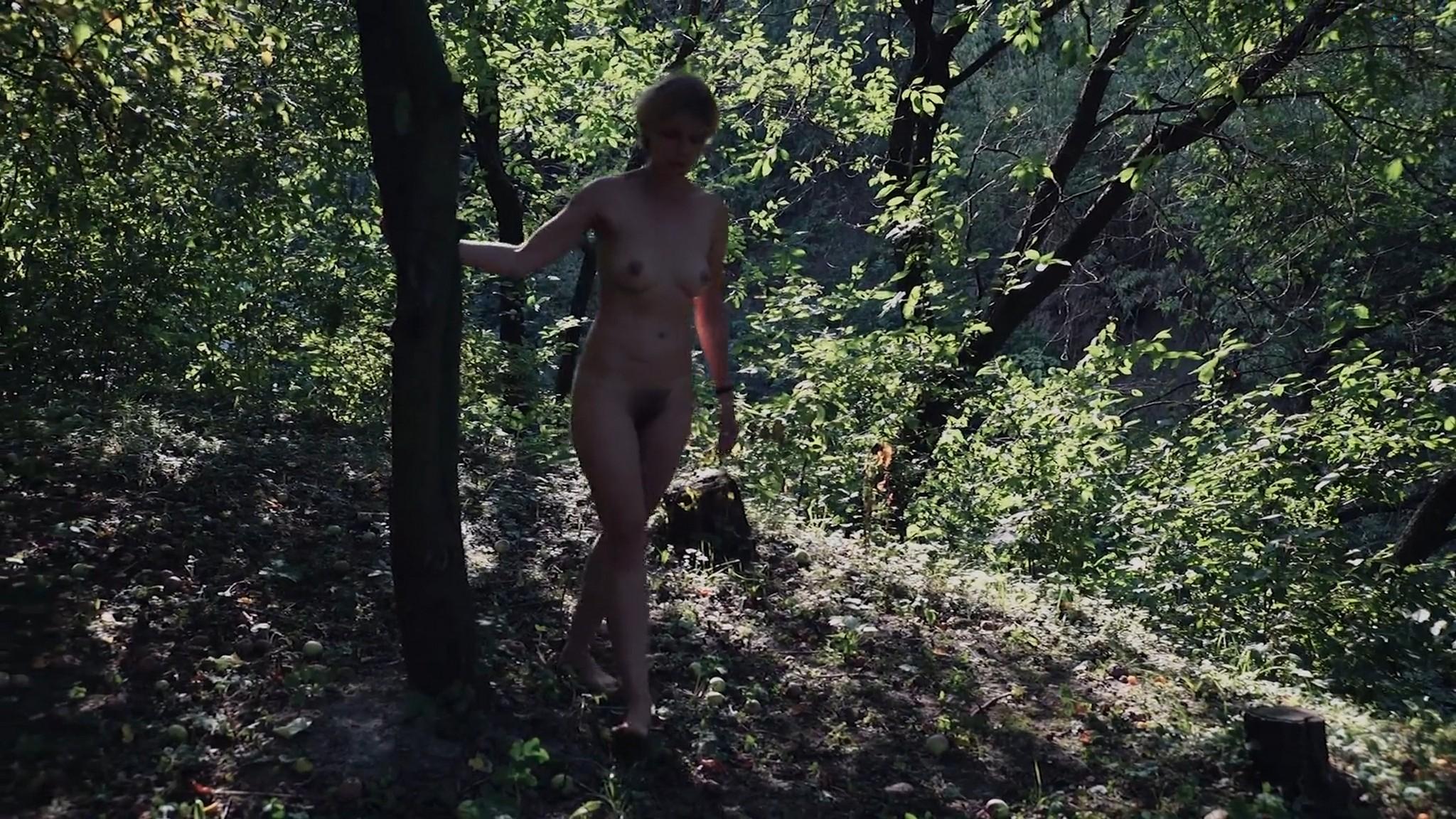 Oksana Kazmina nude full frontal The Secret The Girl And The Boy 2017 HD 1080p 007