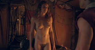 T Ann Robson nude full frontal Gwendoline Taylor nude too Spartacus 2013 s3e9 10 1080p BluRay 004