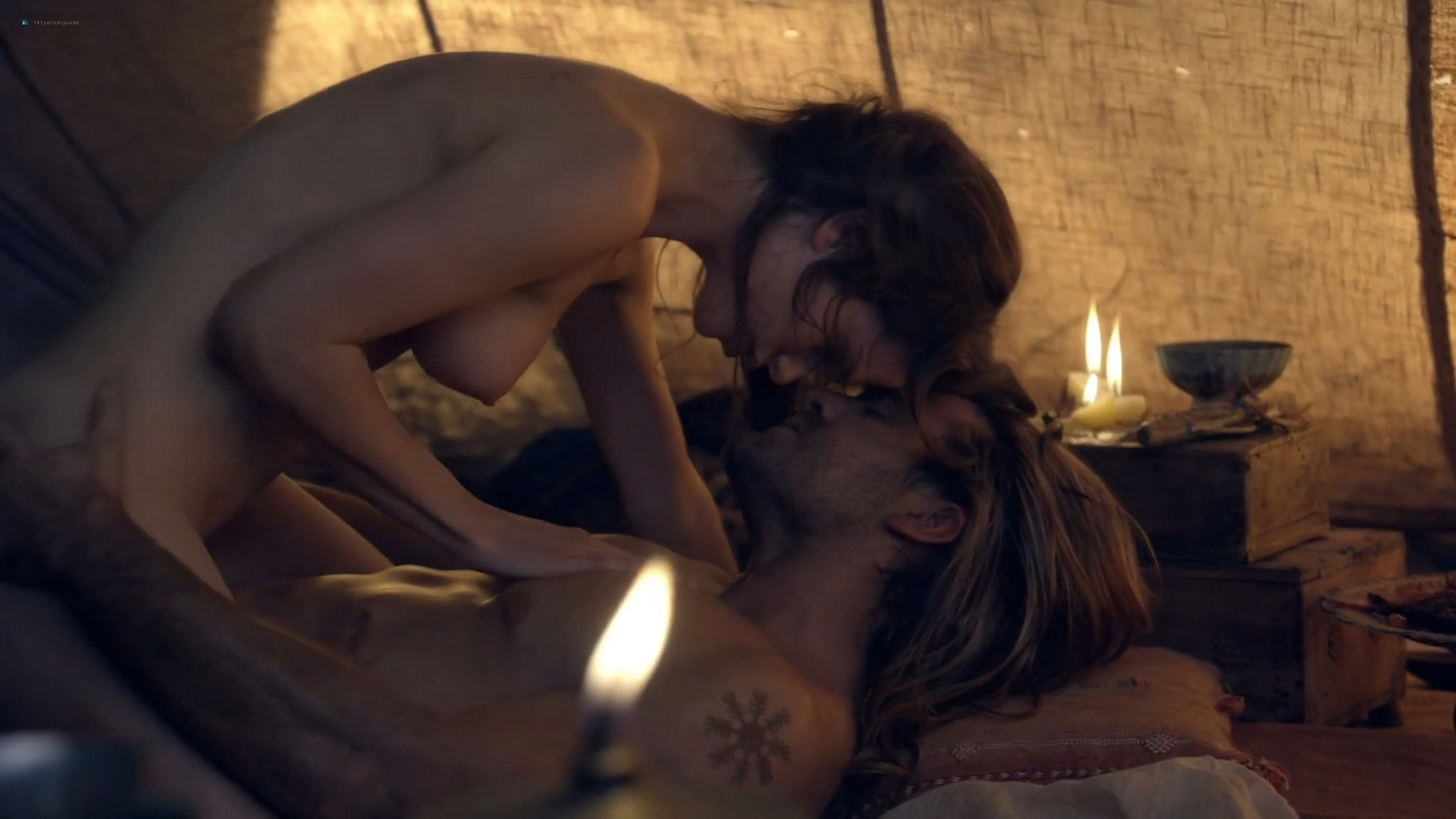 T Ann Robson nude full frontal Gwendoline Taylor nude too Spartacus 2013 s3e9 10 1080p BluRay 010