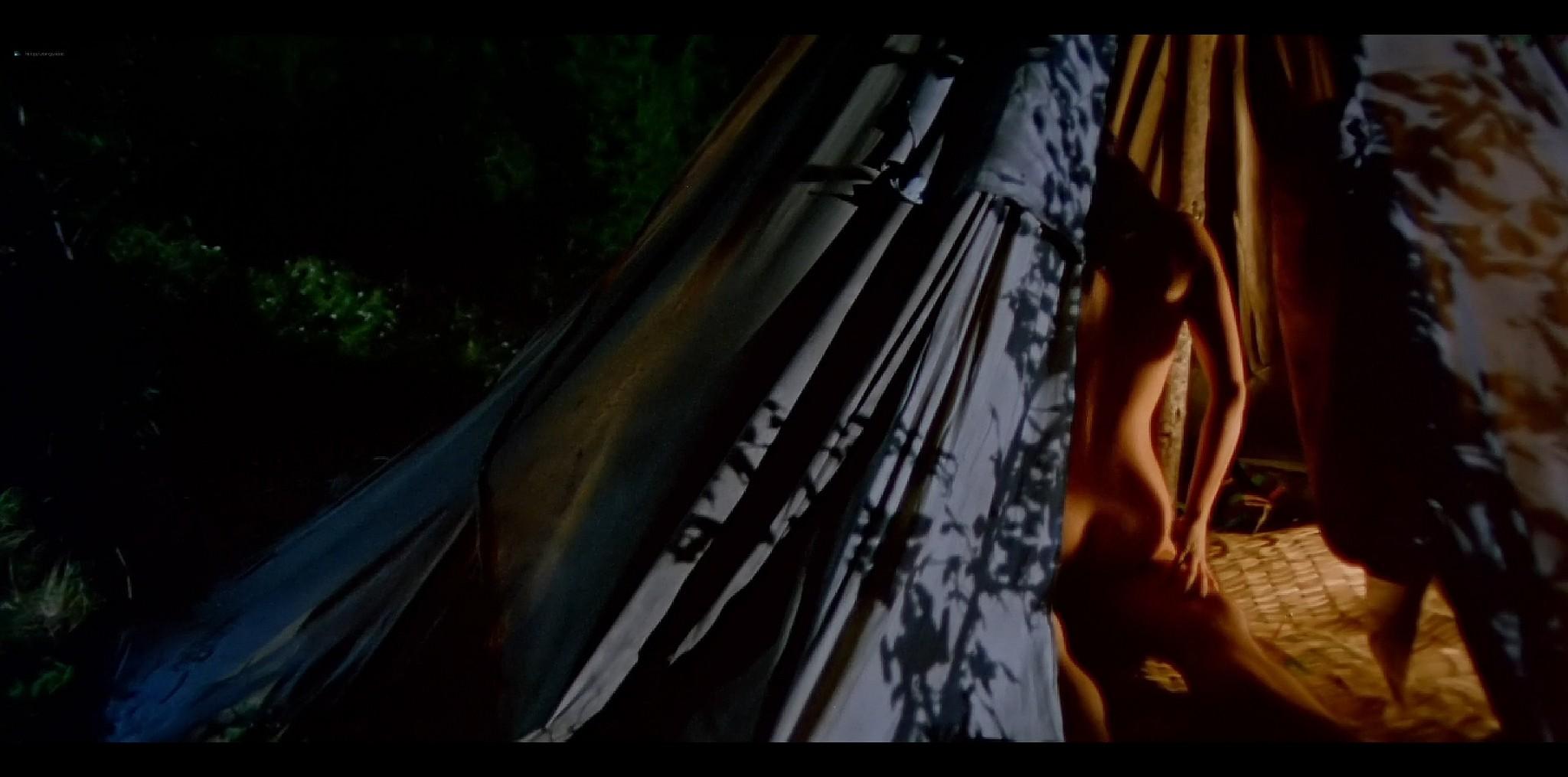 Agathe de La Fontaine nude bush another nude full frontal Train de vie FR 1998 HD 1080p BluRay 010