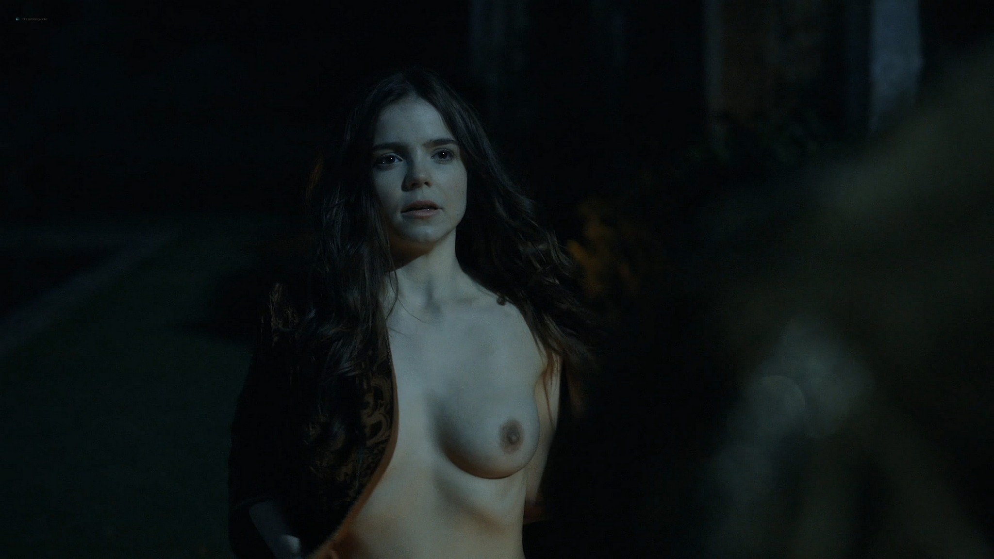 Alice Nokes nude topless The Spanish Princess 2020 s02e08 HD 1080p 001