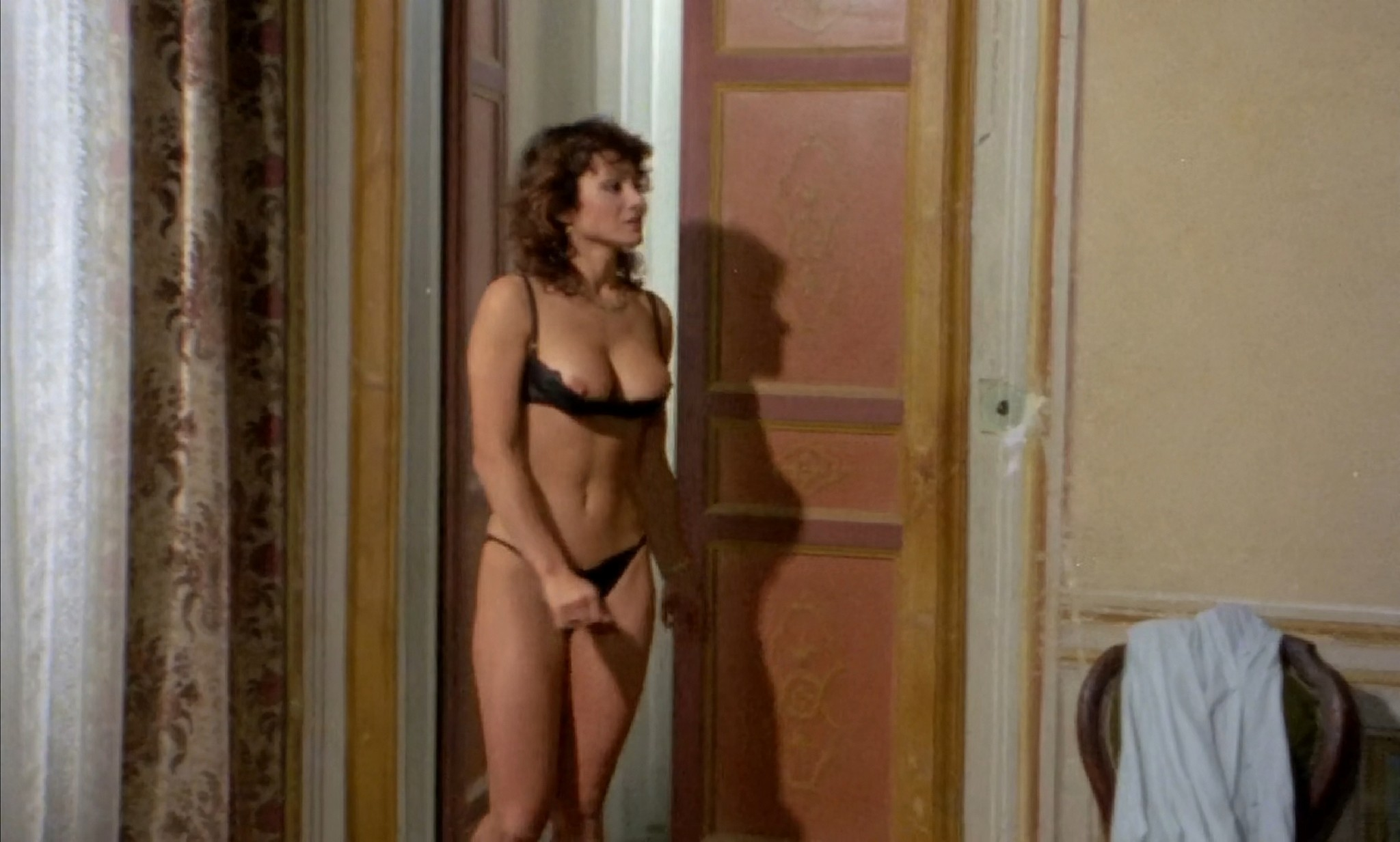 Carmen Russo nude full frontal Anna Veneziano Mariangela Giordano nude Patrick Still Lives 1980 HD 1080p BluRay 002