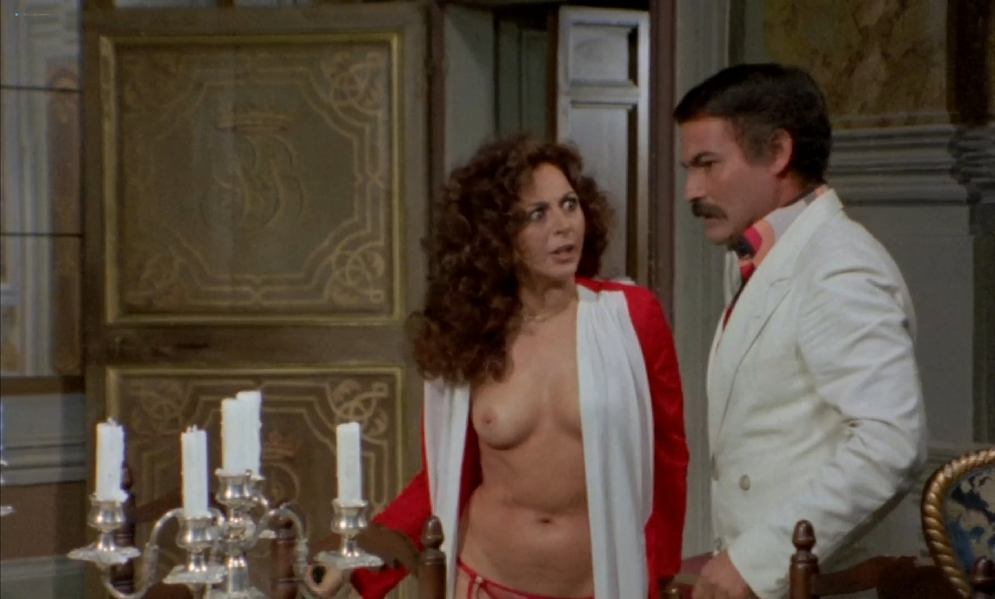 Carmen Russo nude full frontal Anna Veneziano Mariangela Giordano nude Patrick Still Lives 1980 HD 1080p BluRay 010
