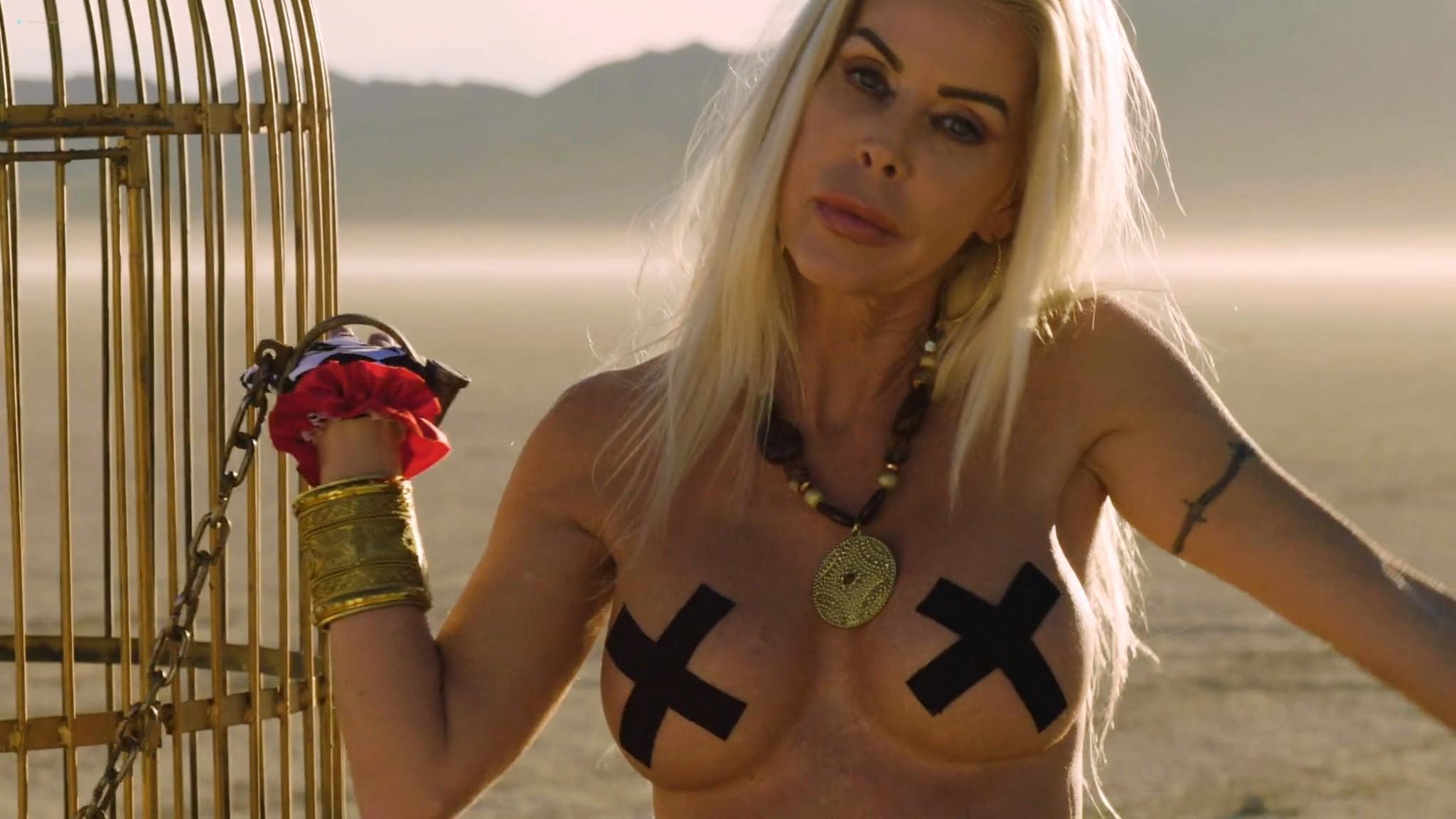 Dana Wolf nude Tabitha Stevens Devhorra Dark nude full frontal Die Influencers Die 2020 HD 1080p 002