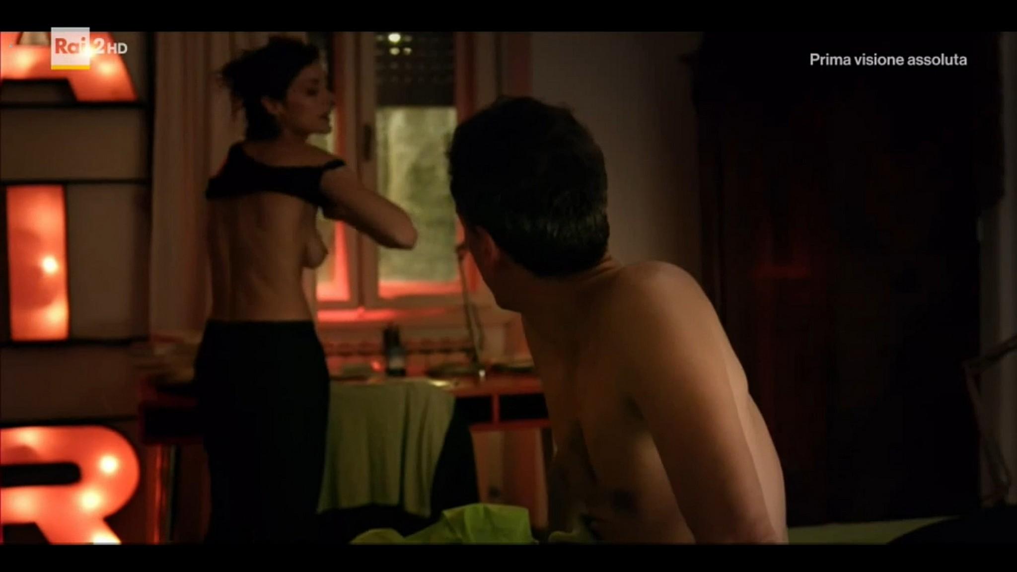Elena Radonicich nude sex Gabriella Pession nude La Porta Rossa 2019 S2 HD 720p 004