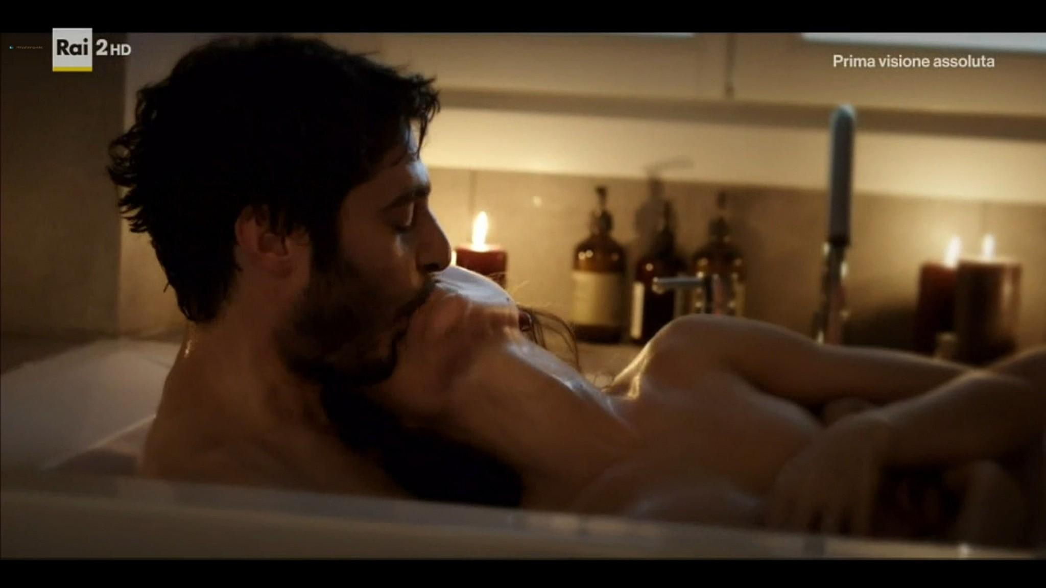 Elena Radonicich nude sex Gabriella Pession nude La Porta Rossa 2019 S2 HD 720p 007