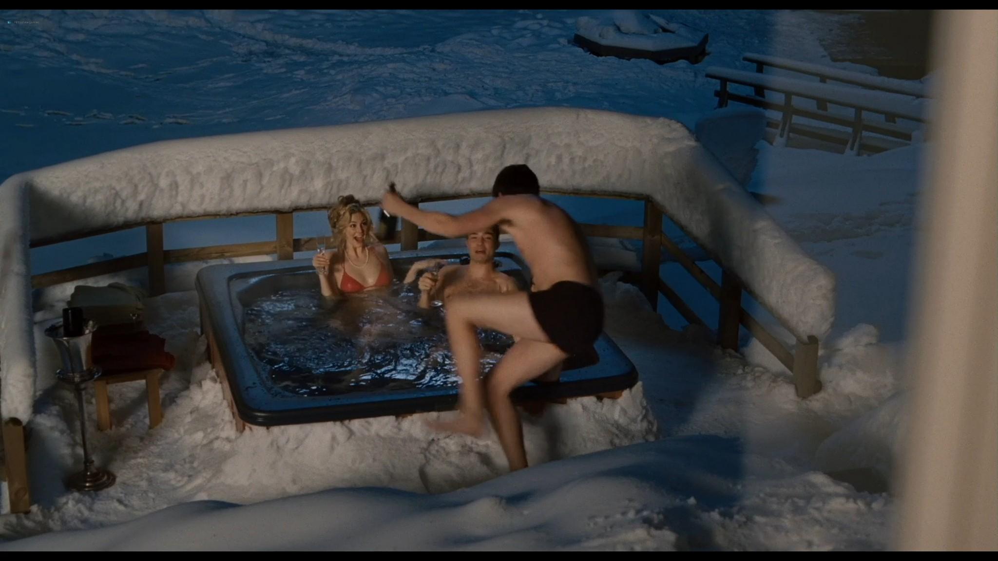 Felicity Jones nude covered Tamsin Egerton sexy Chalet Girl 2011 HD 1080p BluRay 001