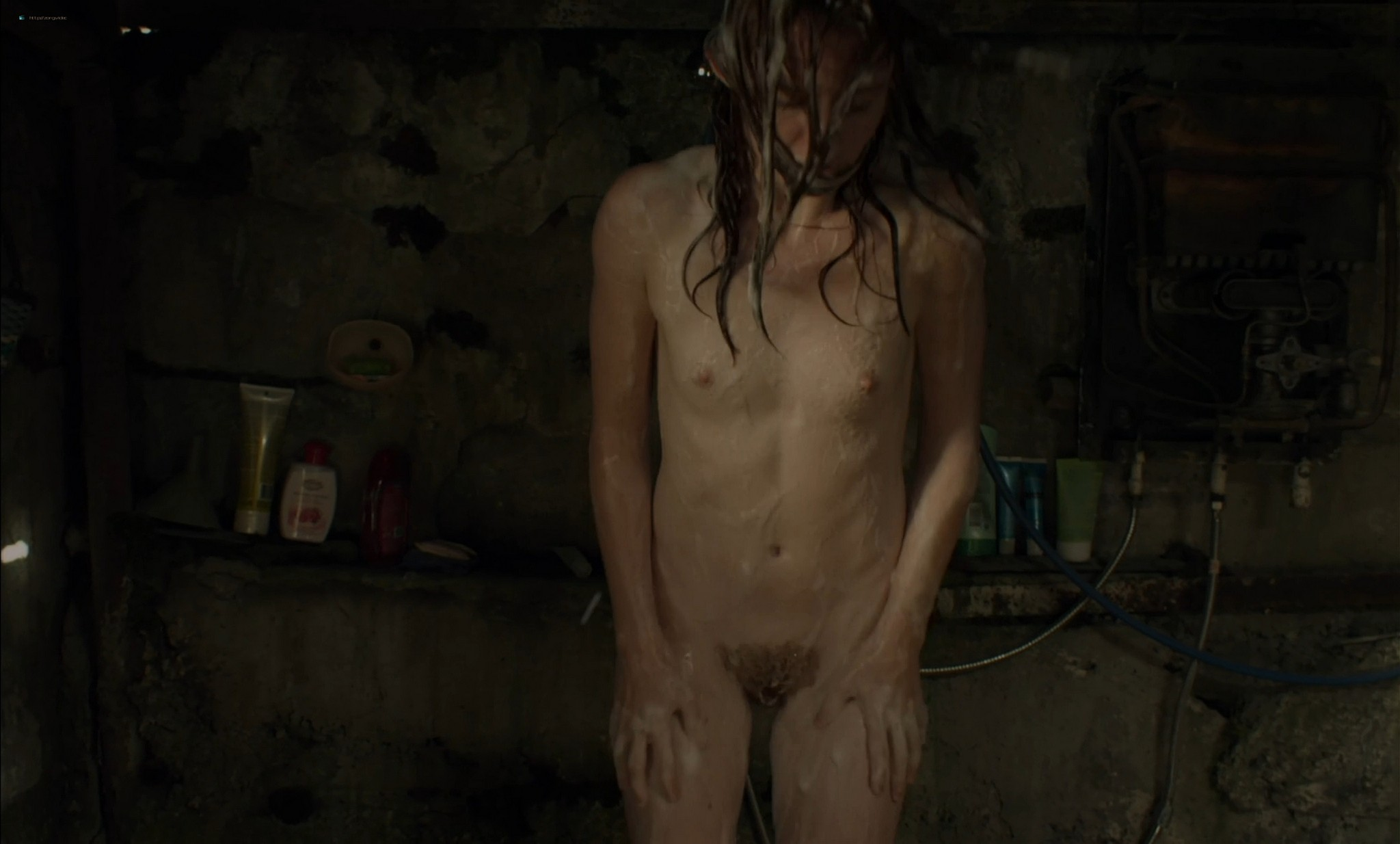 Hani Furstenberg nude full frontal The Loneliest Planet 2011 HD 1080p Web 002