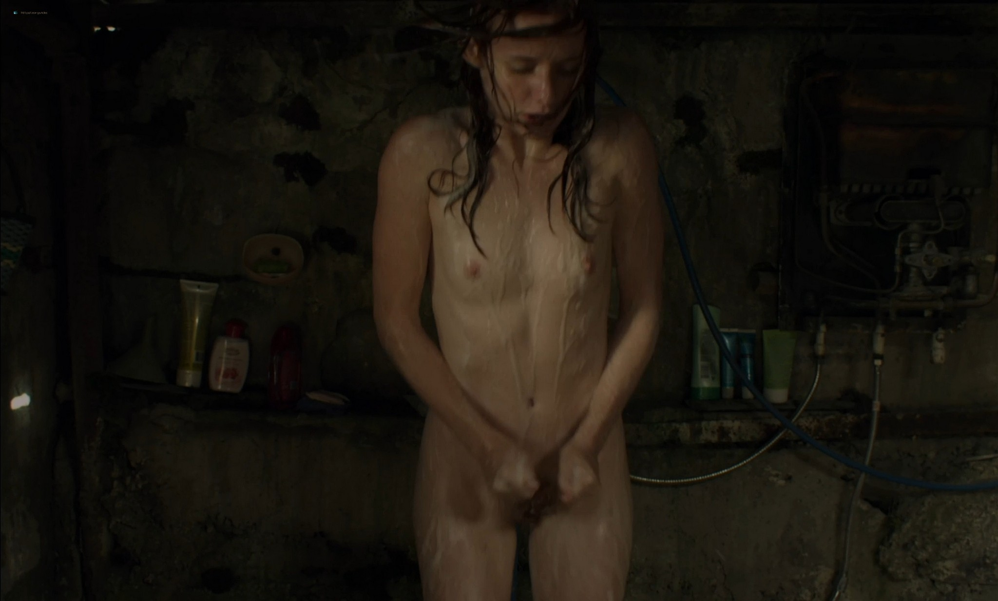 Hani Furstenberg nude full frontal The Loneliest Planet 2011 HD 1080p Web 004