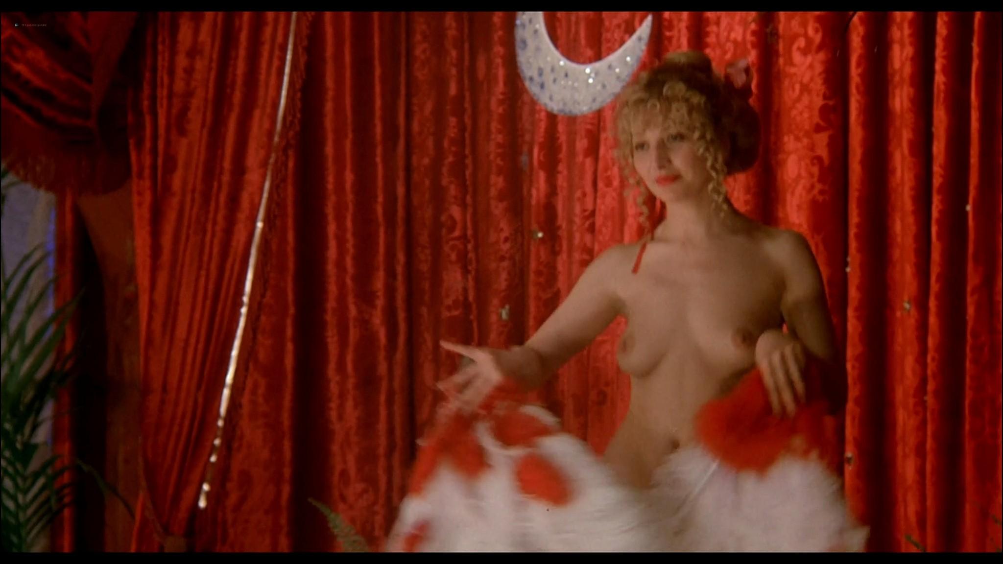 Katya Berger nude full frontal Debra Berger Mandy Rice Davies Annie Belle etc nude too Nana 1993 HD 1080p Web 009