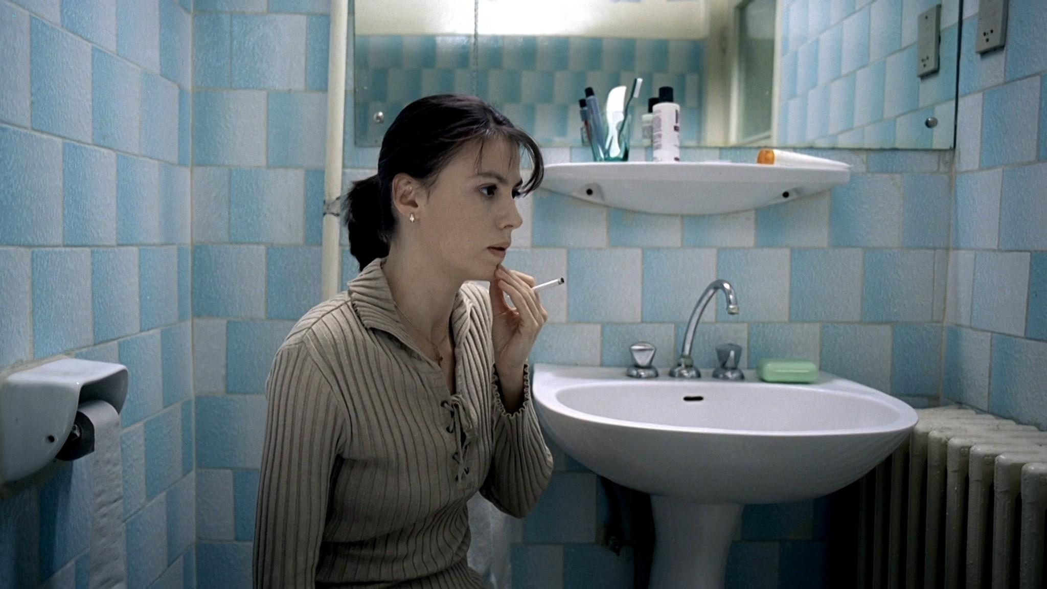 Laura Vasiliu nude bush Anamaria Marinca nude too 4 Months 3 Weeks and 2 Days RO 2007 1080p BluRay 005
