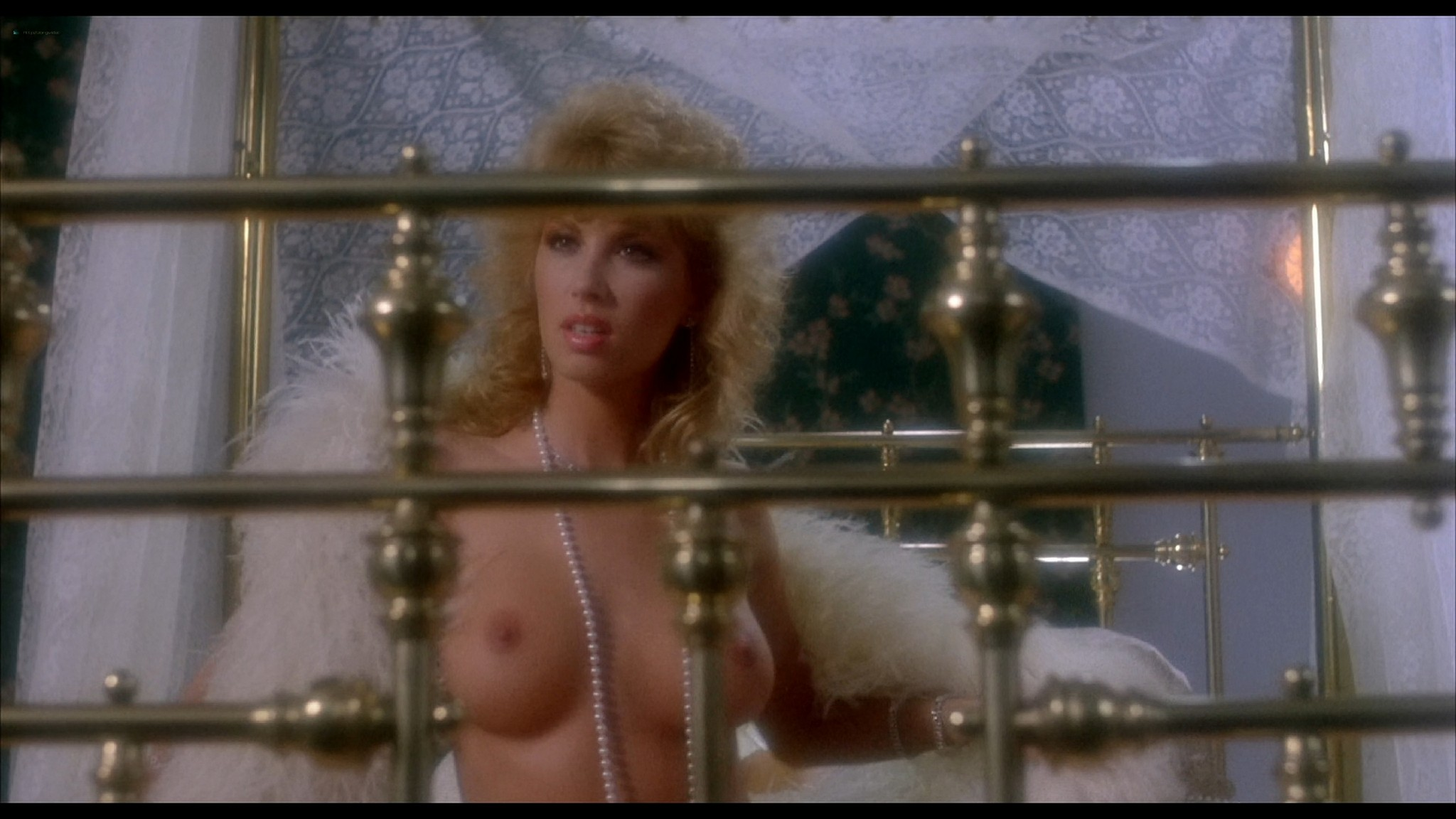 Monique Gabrielle nude full frontal Corinne Wahl and other nude and sexy Amazon Women on The Moon 1987 HD 1080p BluRay REMUX 003