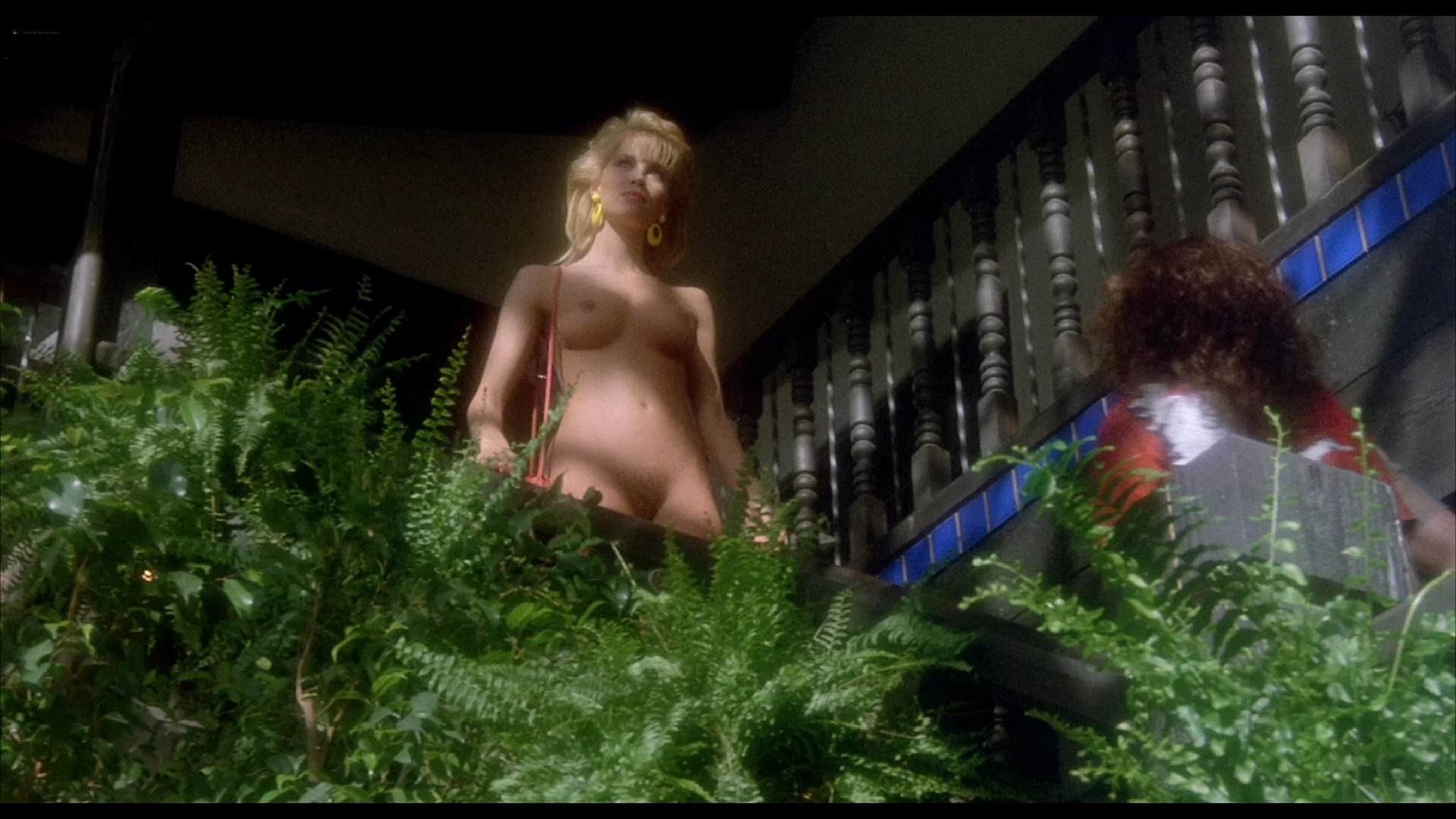 Monique Gabrielle nude full frontal Corinne Wahl and other nude and sexy Amazon Women on The Moon 1987 HD 1080p BluRay REMUX 004