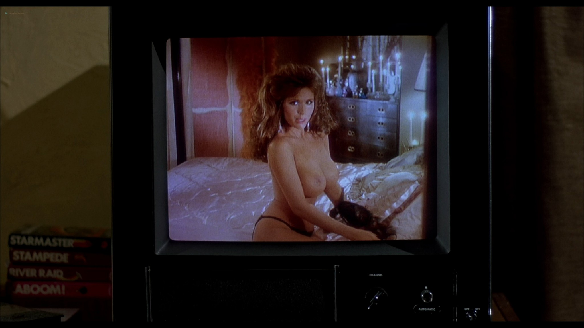 Monique Gabrielle nude full frontal Corinne Wahl and other nude and sexy Amazon Women on The Moon 1987 HD 1080p BluRay REMUX 017