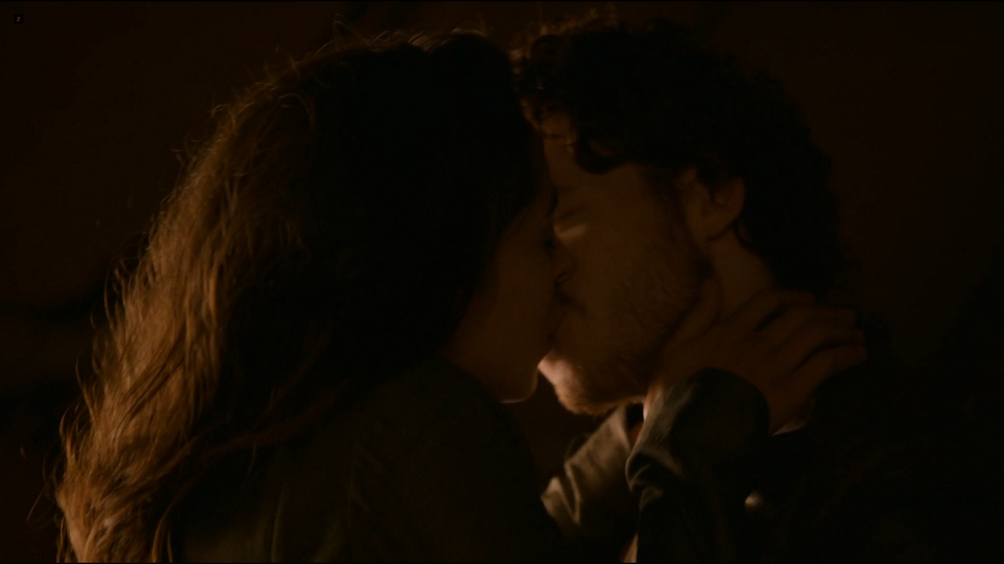 Oona Chaplin all naked and sex Game of Thrones 2012 s2e8 HD 1080p 002