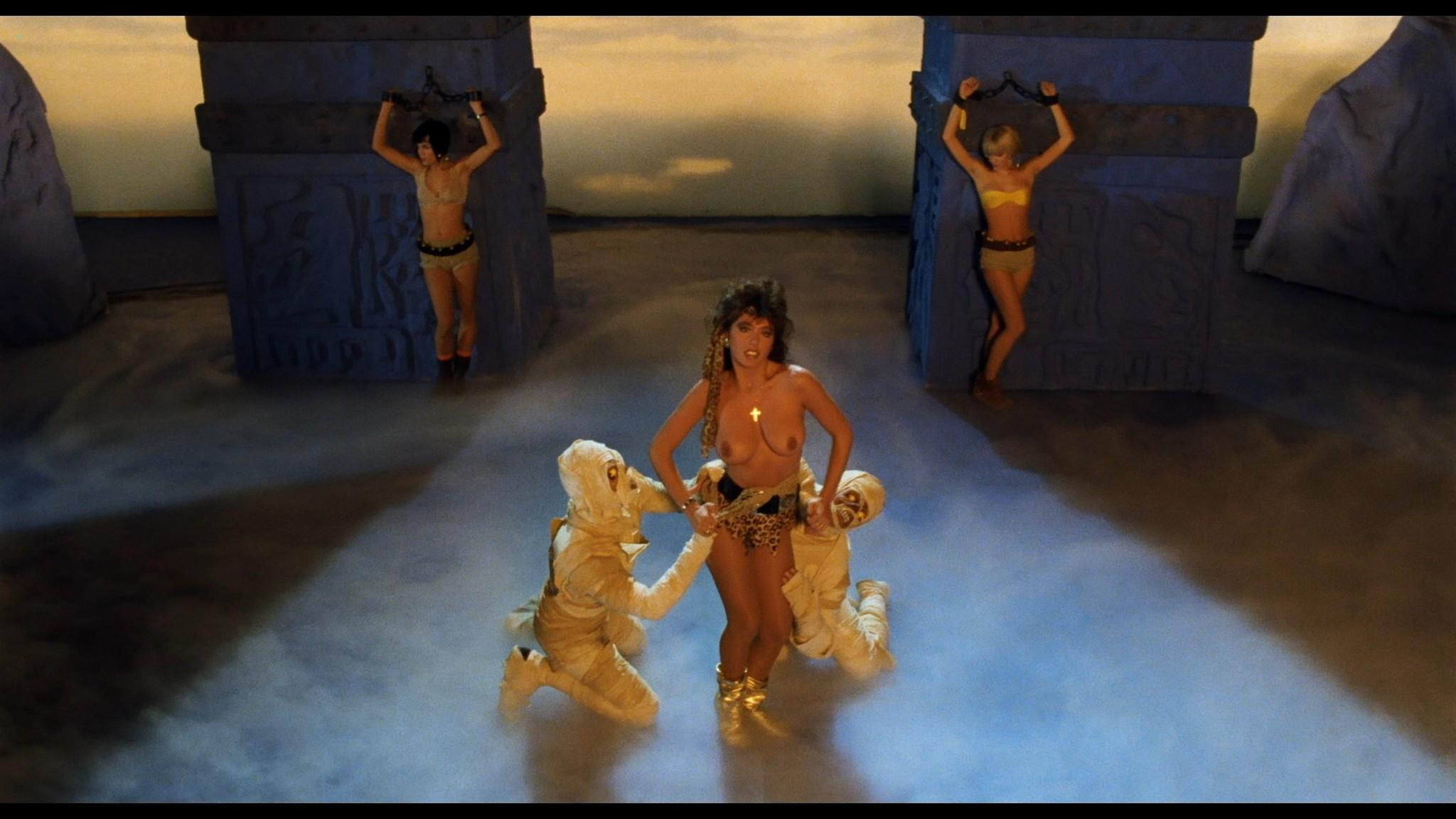 Serena Grandi nude sex Sabrina Salerno Trine Michelsen all nude Delirium 1987 HD 1080p BluRay REMUX 009