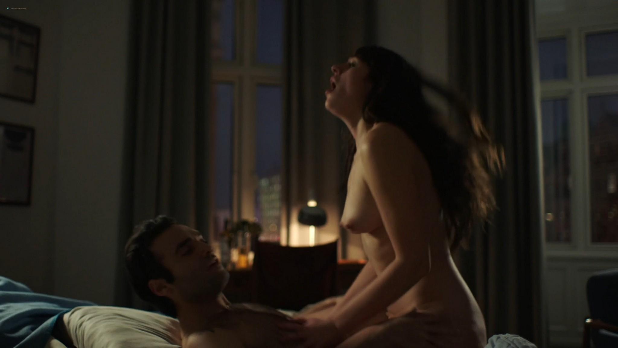 Sigrid ten Napel nude full frontal Silja Eriksen Jensen nude hot sex threesome too Kill Skills 2016 HD 1080p Web 014
