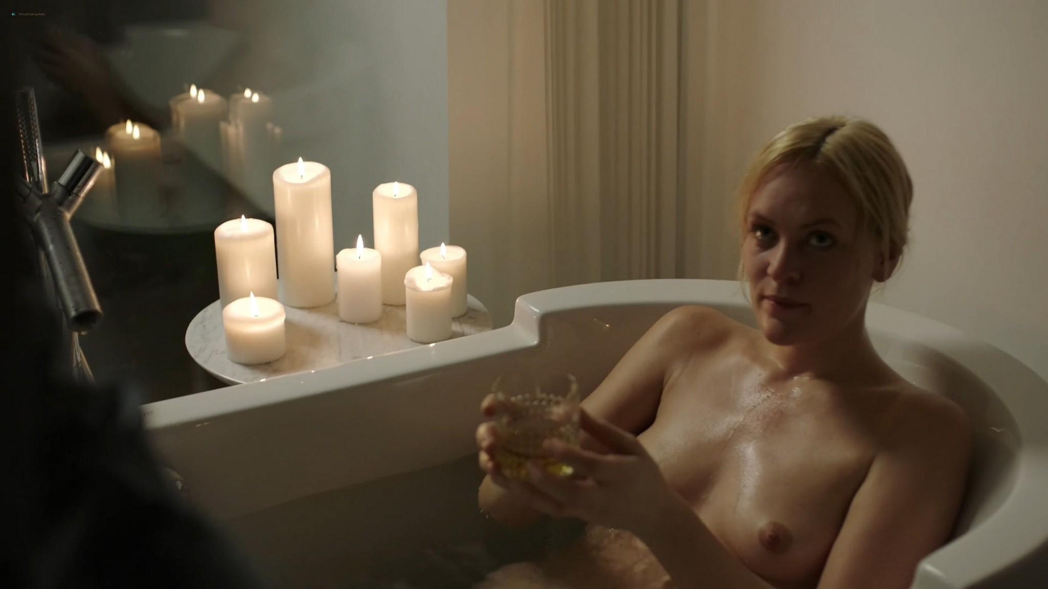 Sigrid ten Napel nude full frontal Silja Eriksen Jensen nude hot sex threesome too Kill Skills 2016 HD 1080p Web 015