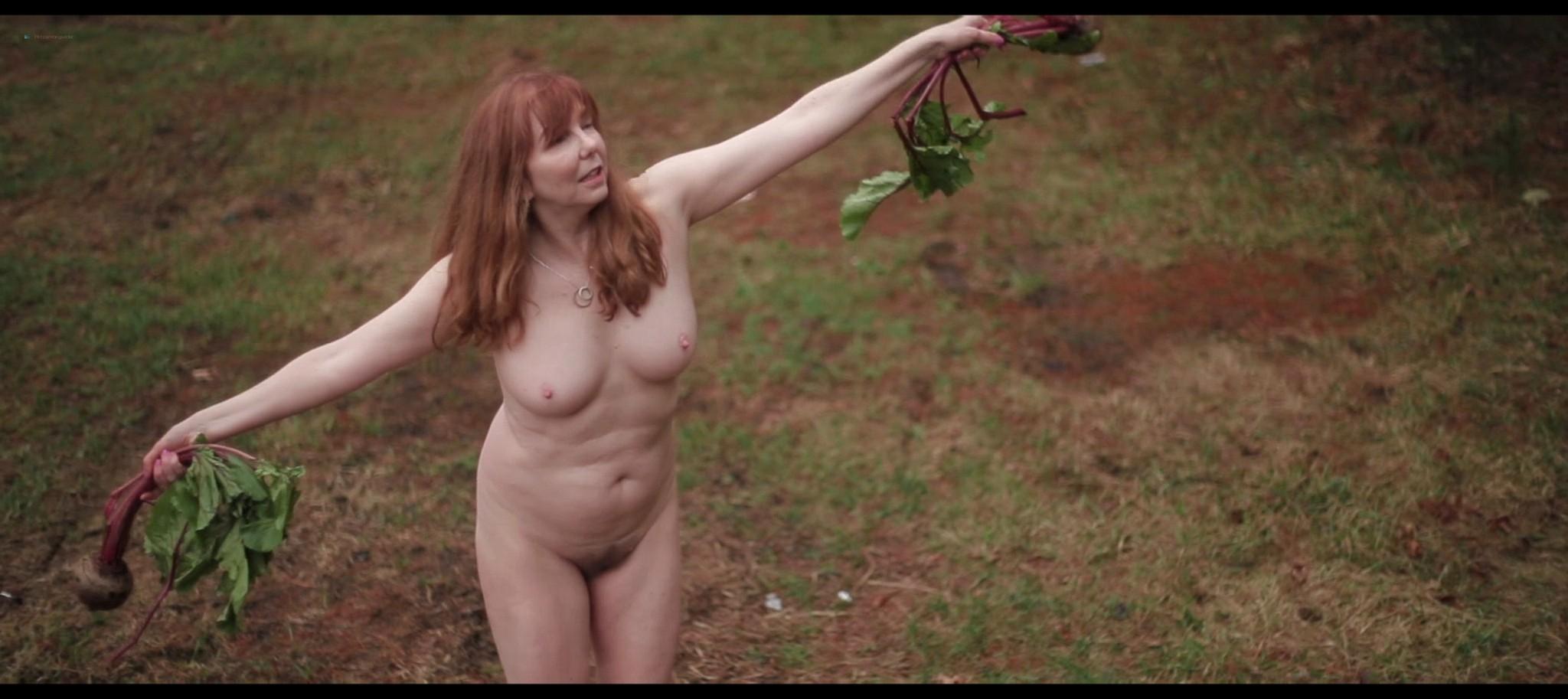 Sonja OHara nude full frontal Julie Hays Cat Yudain nude too Ovum 2015 HD 1080p Web 002