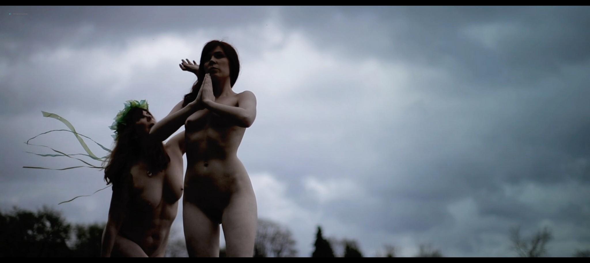Sonja OHara nude full frontal Julie Hays Cat Yudain nude too Ovum 2015 HD 1080p Web 008