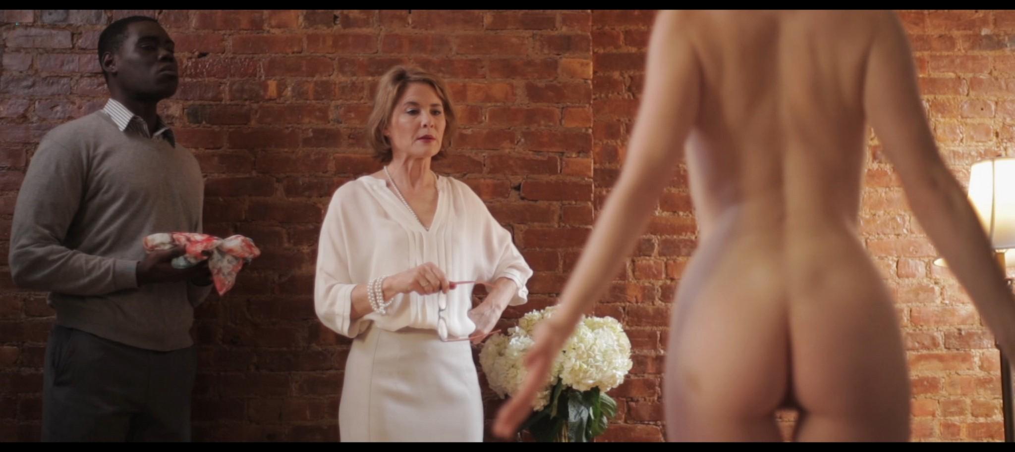 Sonja OHara nude full frontal Julie Hays Cat Yudain nude too Ovum 2015 HD 1080p Web 011
