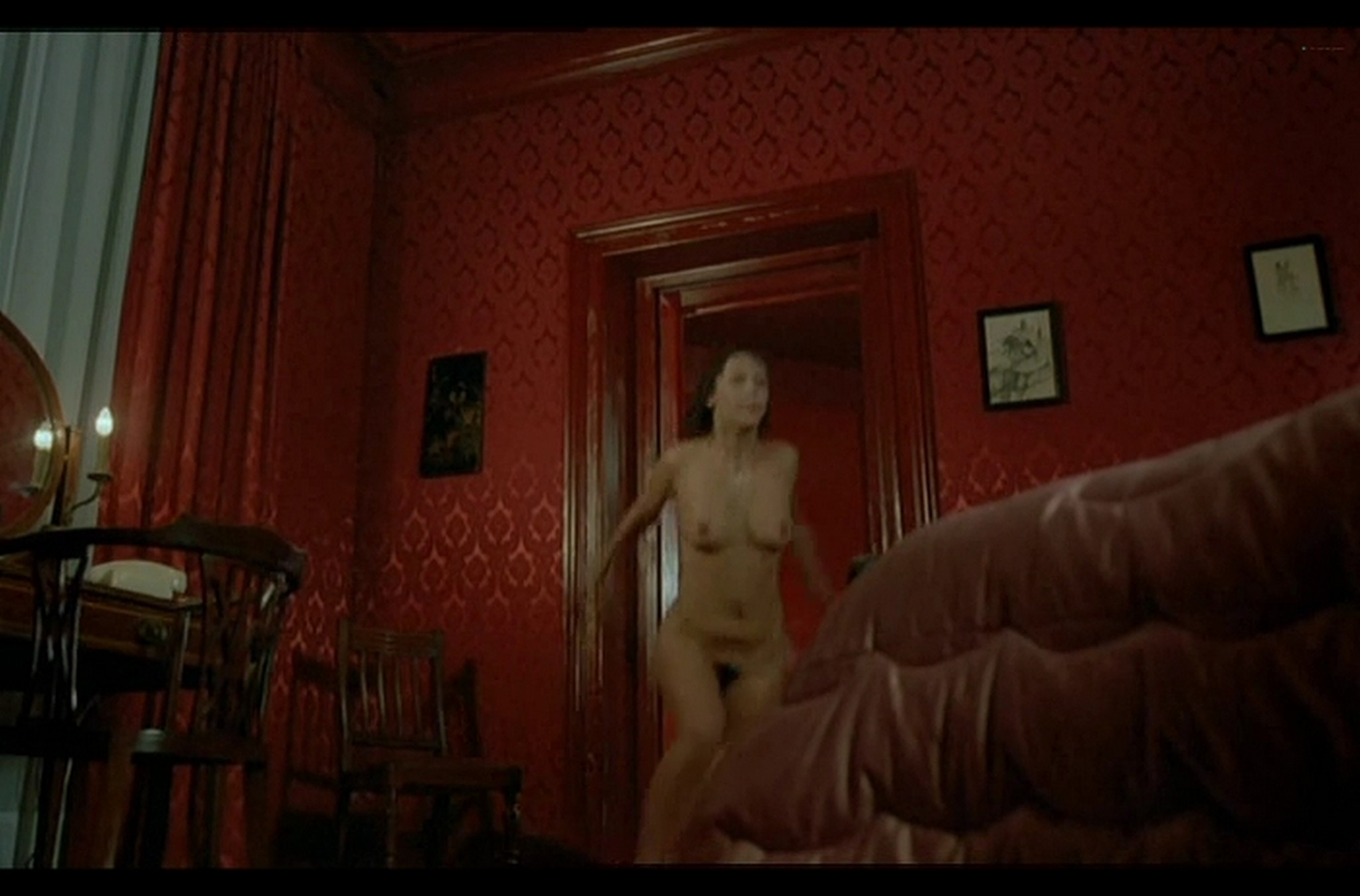 Sophie Marceau nude full frontal Christiane Jean nude too Lamour braque FR 1985 DvDrip 003