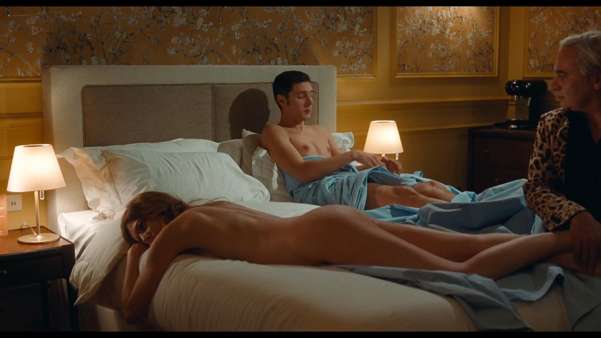 Chiara Mastroianni nude and sex Chambre 212 FR 2019 HD 1080p Web 10