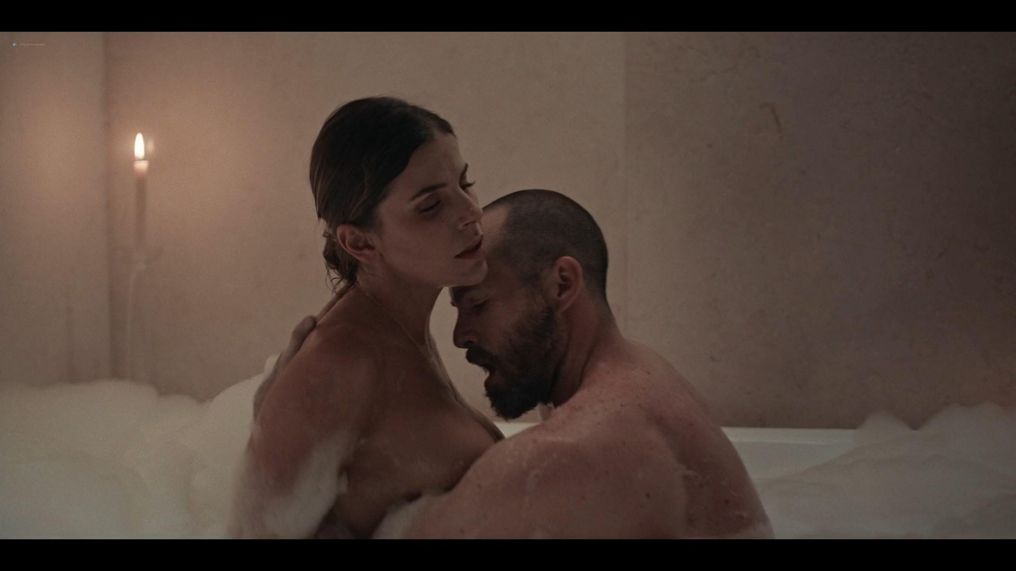 Maite Perroni nude lot of sex Maria Fernanda Yepes nude Dark Desire 2020 s1e 3 5 HD 1080p Web 03