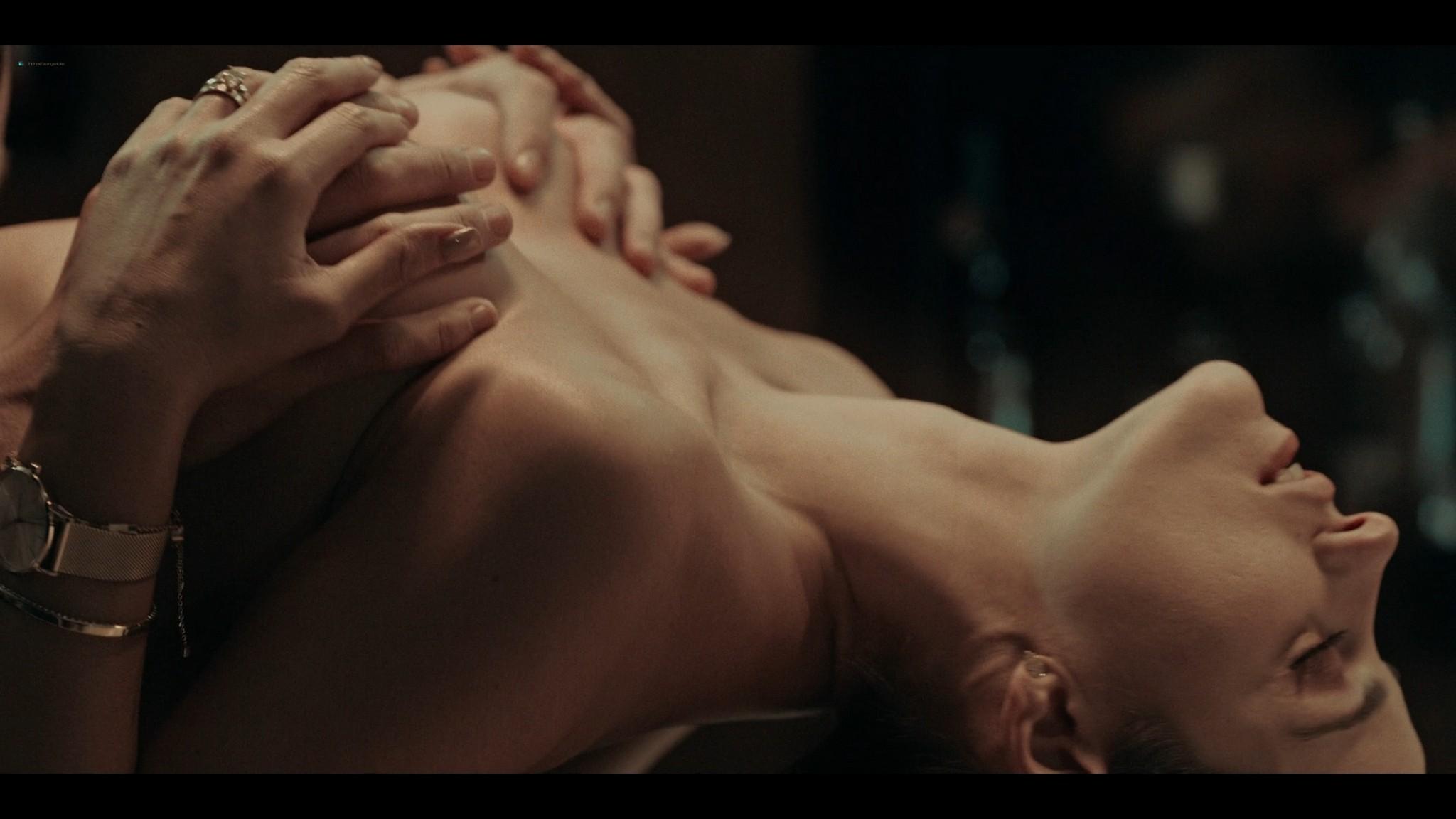 Maite Perroni nude lot of sex Maria Fernanda Yepes nude Dark Desire 2020 s1e 3 5 HD 1080p Web 16