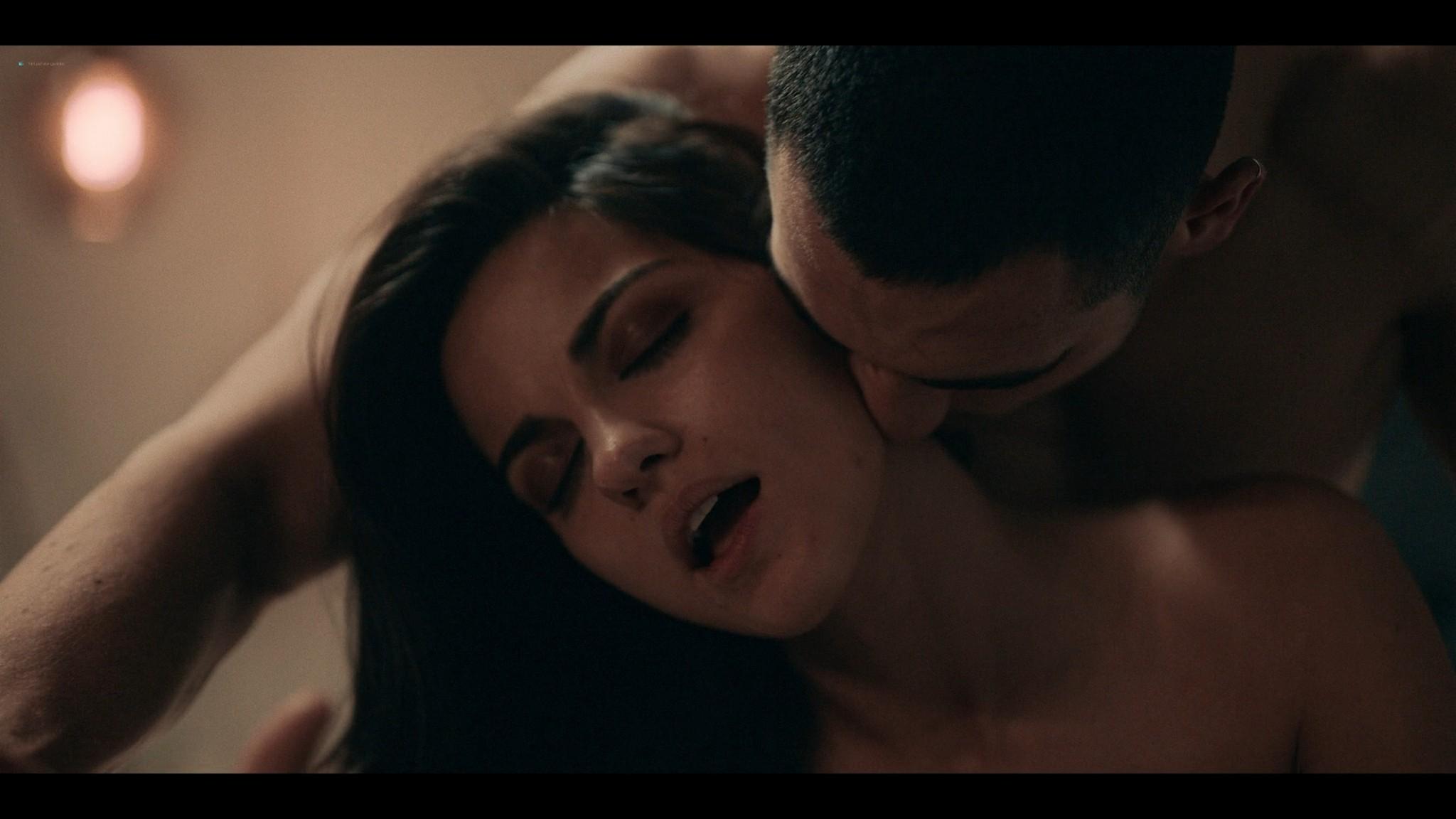 Maite Perroni nude lot of sex Maria Fernanda Yepes nude Dark Desire 2020 s1e 3 5 HD 1080p Web 17