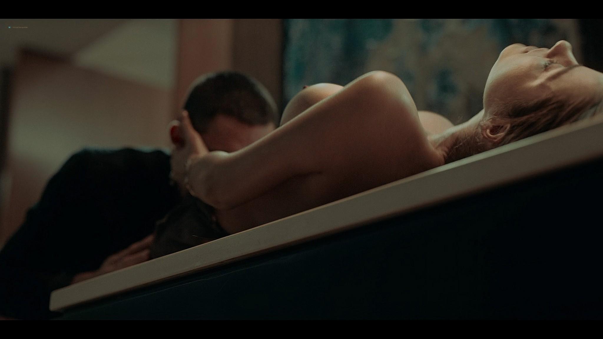 Maite Perroni nude sex Maria Fernanda Yepes Regina Pavon hot sex Dark Desire 2020 s1e1 2 HD 1080p Web 06