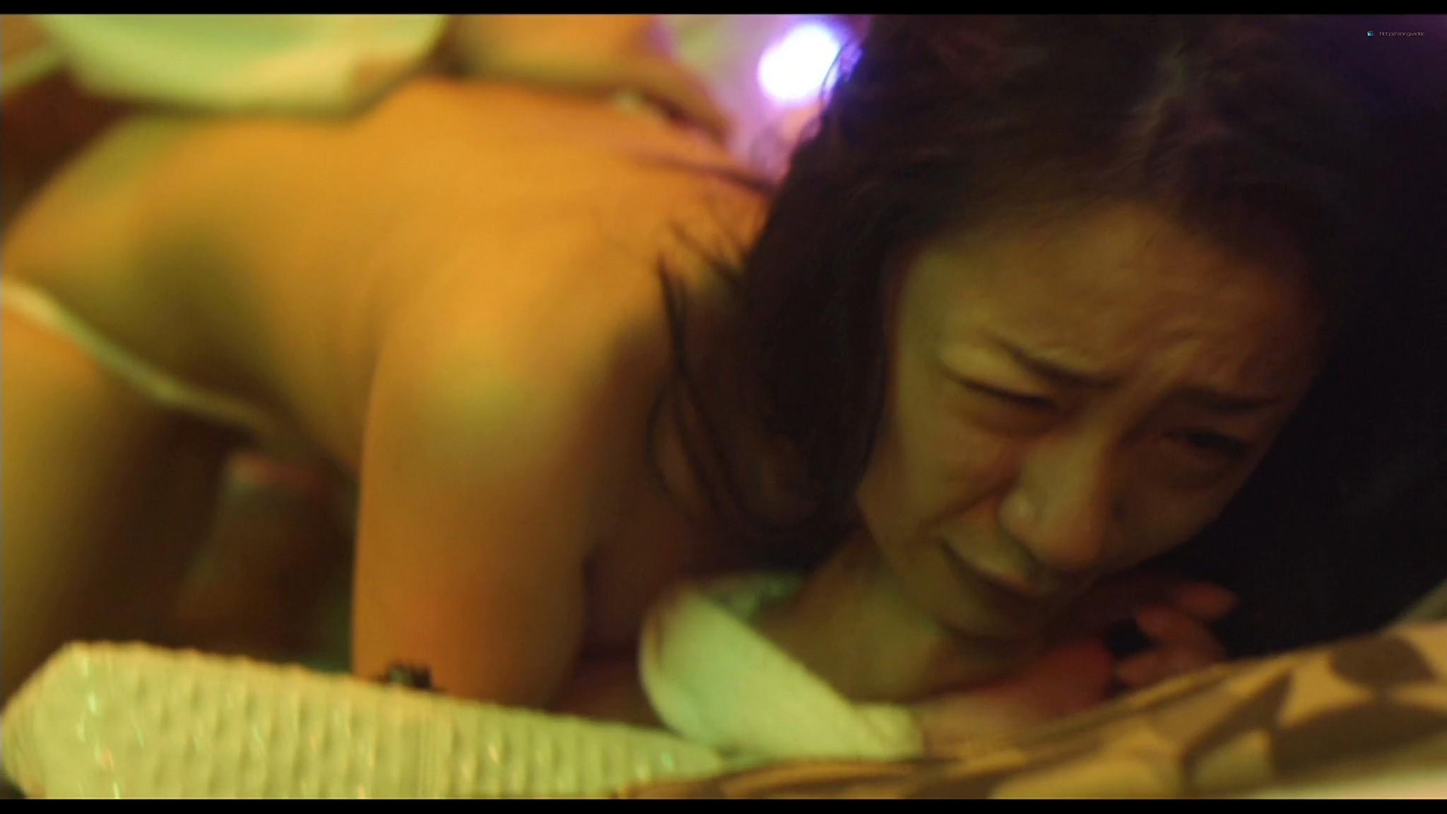 Megumi Kagurazaka nude full frontal Makoto Togashi nude too Guilty of Romance JP 2011 HD 1080p BluRay 10