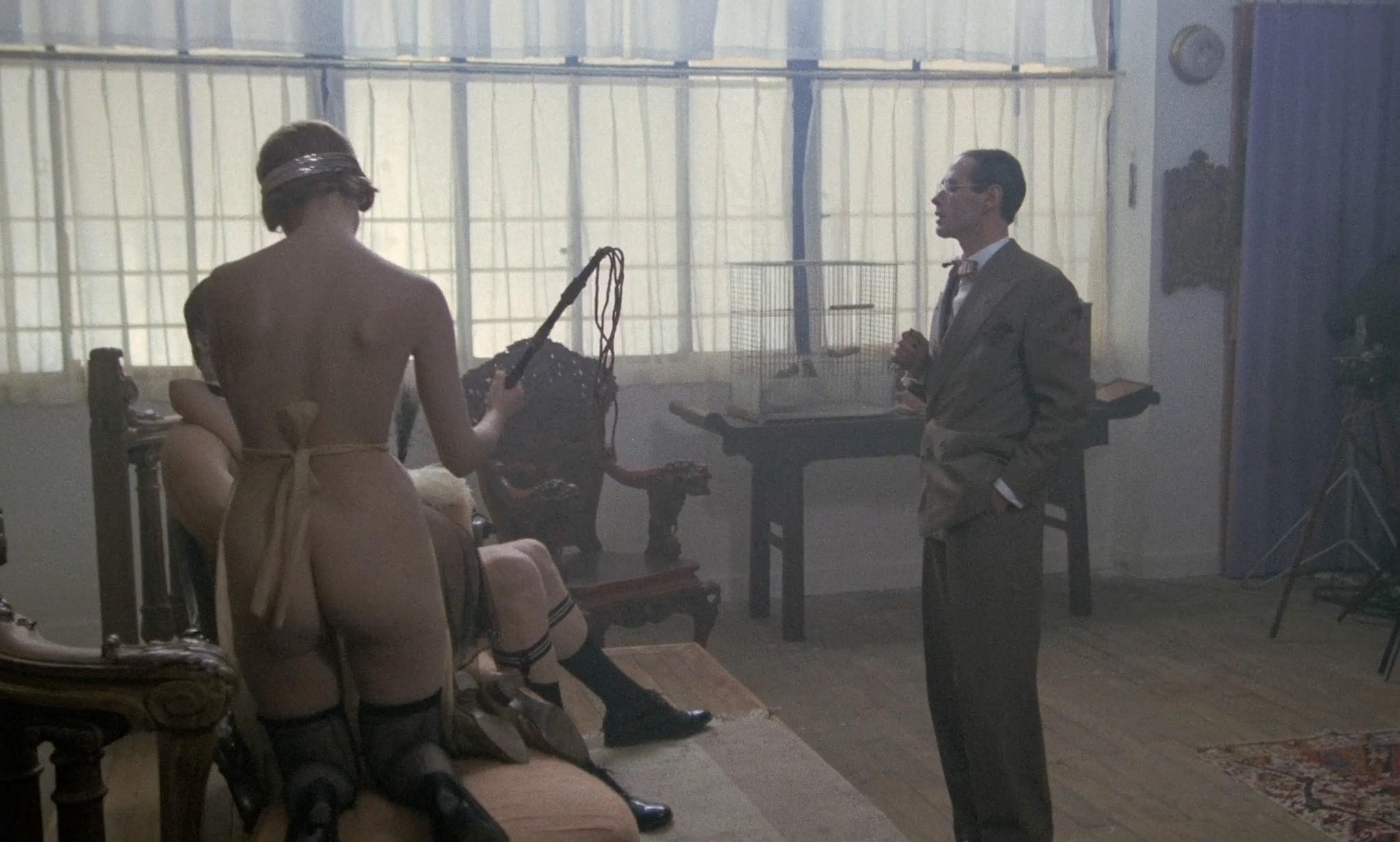 Isabelle Adjani nude topless Quartet 1981 HD 1080p BluRay 07