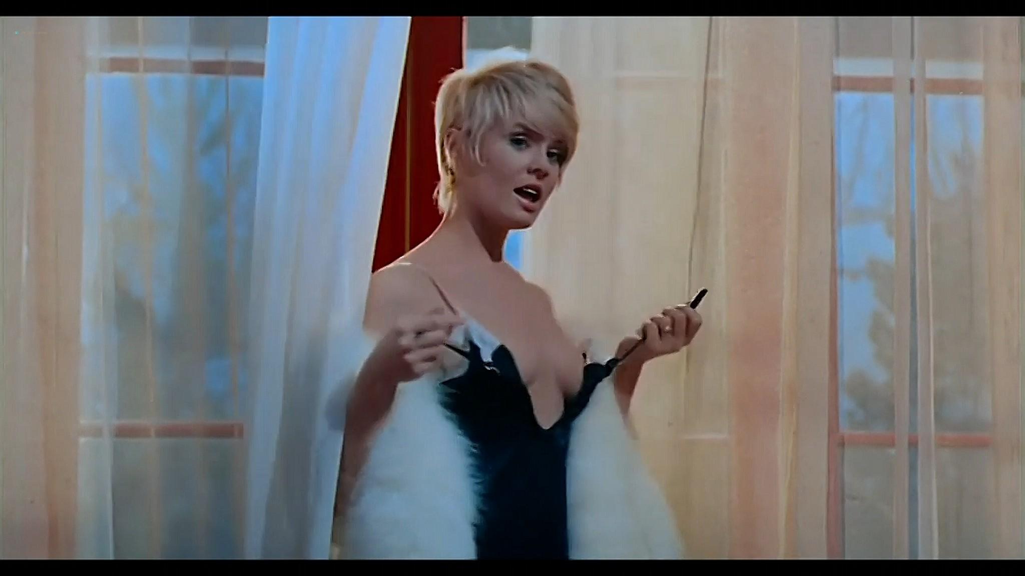 Joey Heatherton nude topless Sybil Danning Karin Schubert and others nude Bluebeard 1972 720p 01