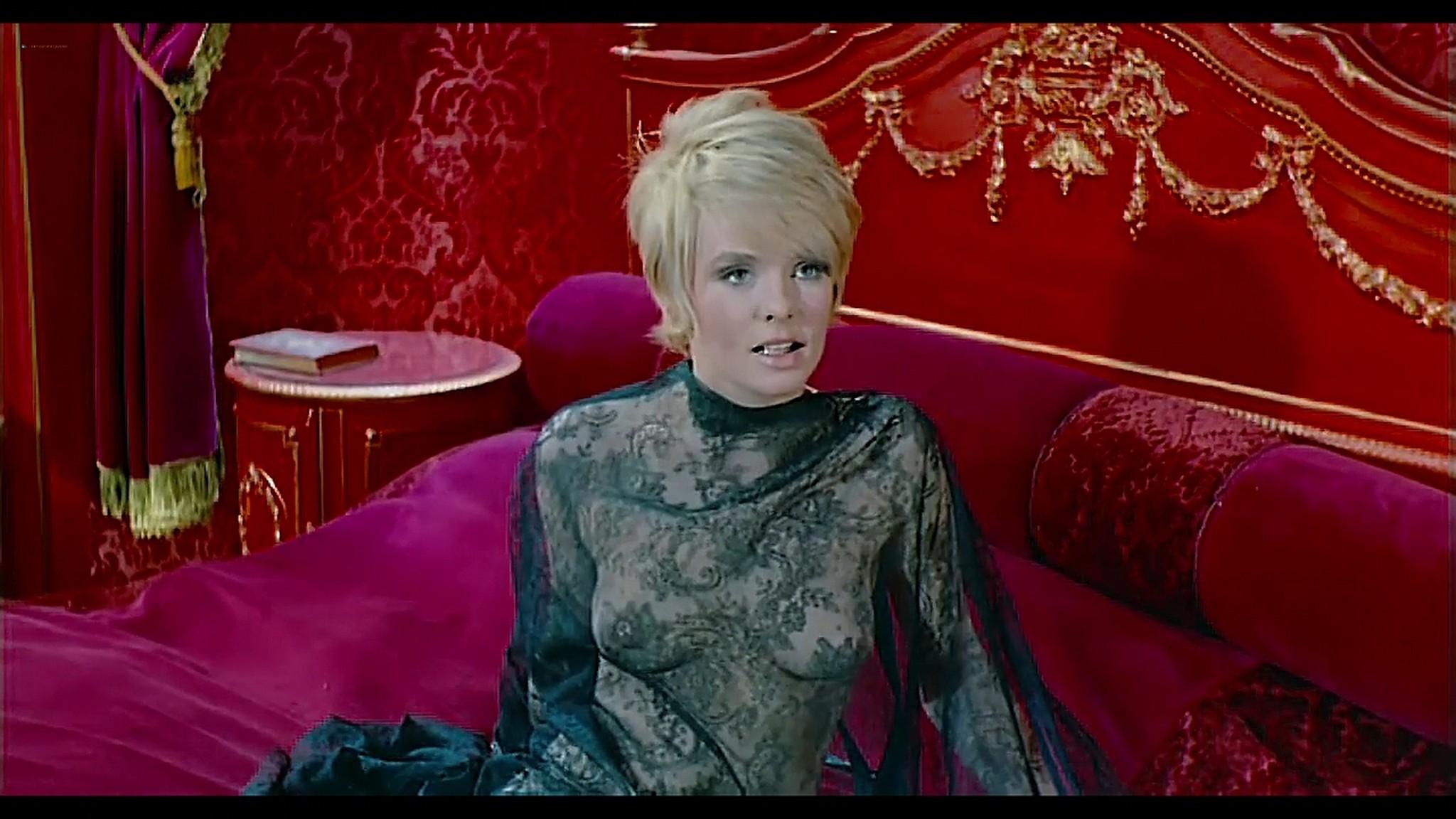 Joey Heatherton nude topless Sybil Danning Karin Schubert and others nude Bluebeard 1972 720p 03