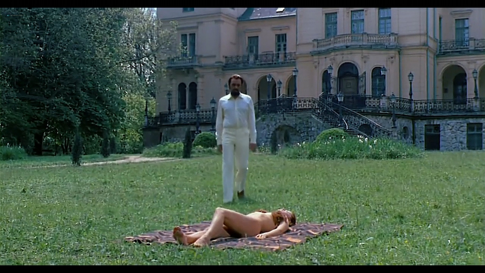 Joey Heatherton nude topless Sybil Danning Karin Schubert and others nude Bluebeard 1972 720p 10