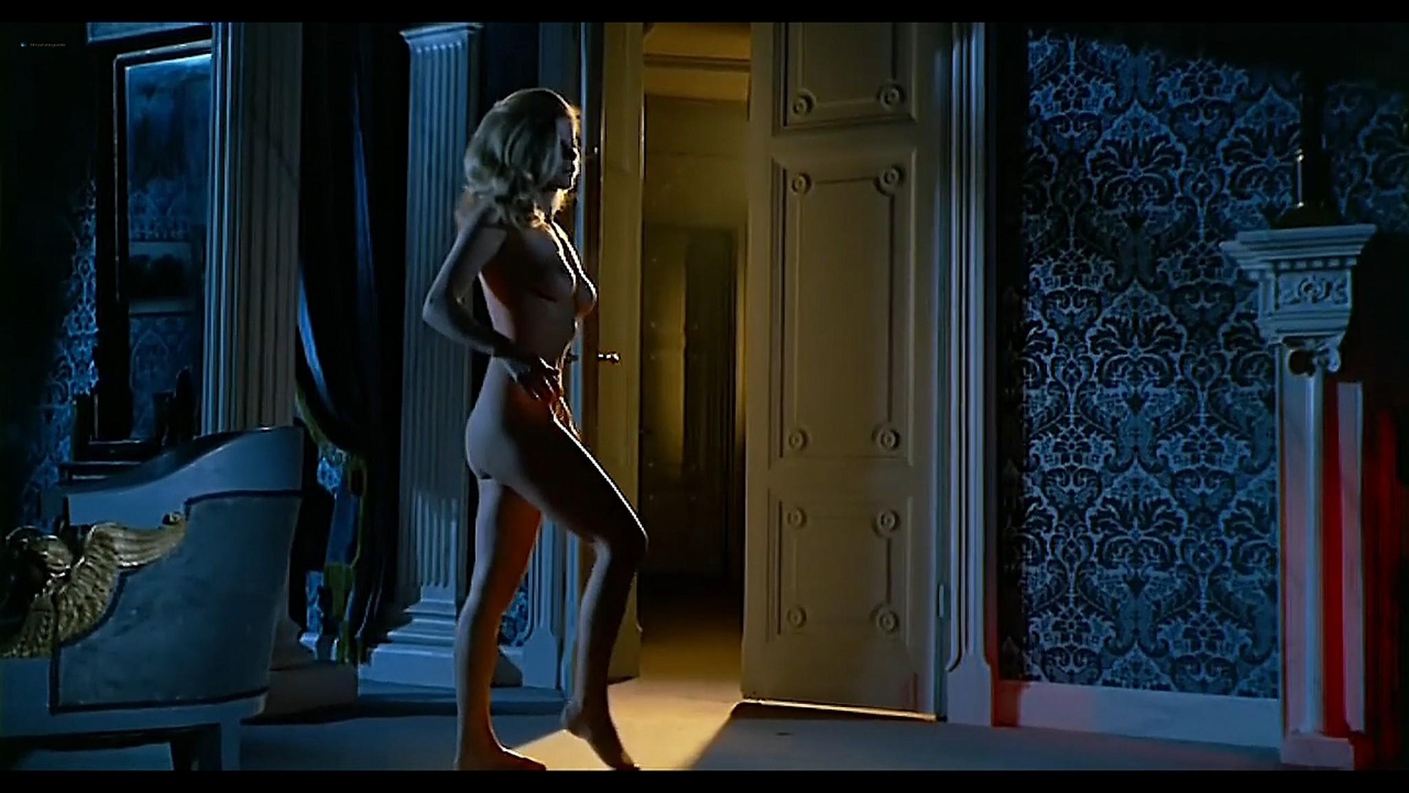 Joey Heatherton nude topless Sybil Danning Karin Schubert and others nude Bluebeard 1972 720p 14