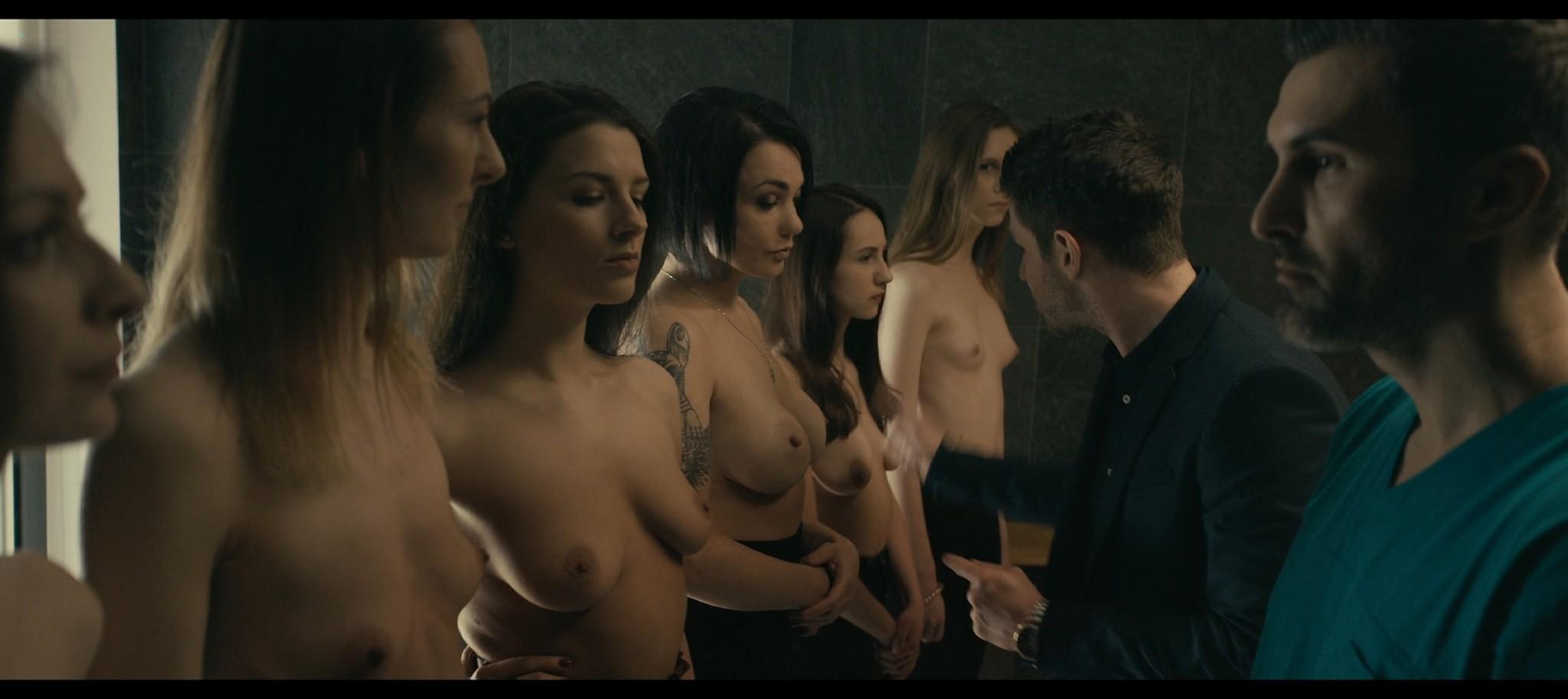 Katarzyna Warnke sex Aleksandra Nowicka Karolina Dziuba nude Petla PL 2020 1080 BluRay 19