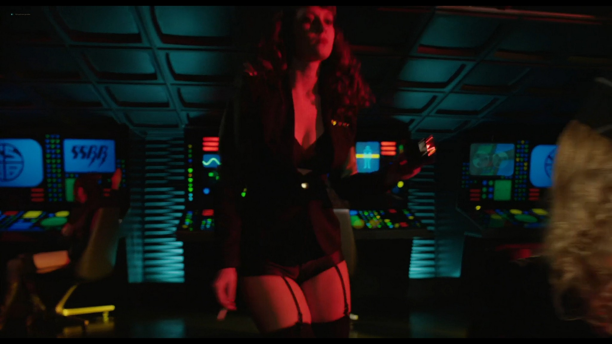 Katheryn Winnick sexy Mary Elizabeth Winstead and other hot A Glimpse Inside the Mind of Charles Swan III 2012 HD 1080p BluRay 010
