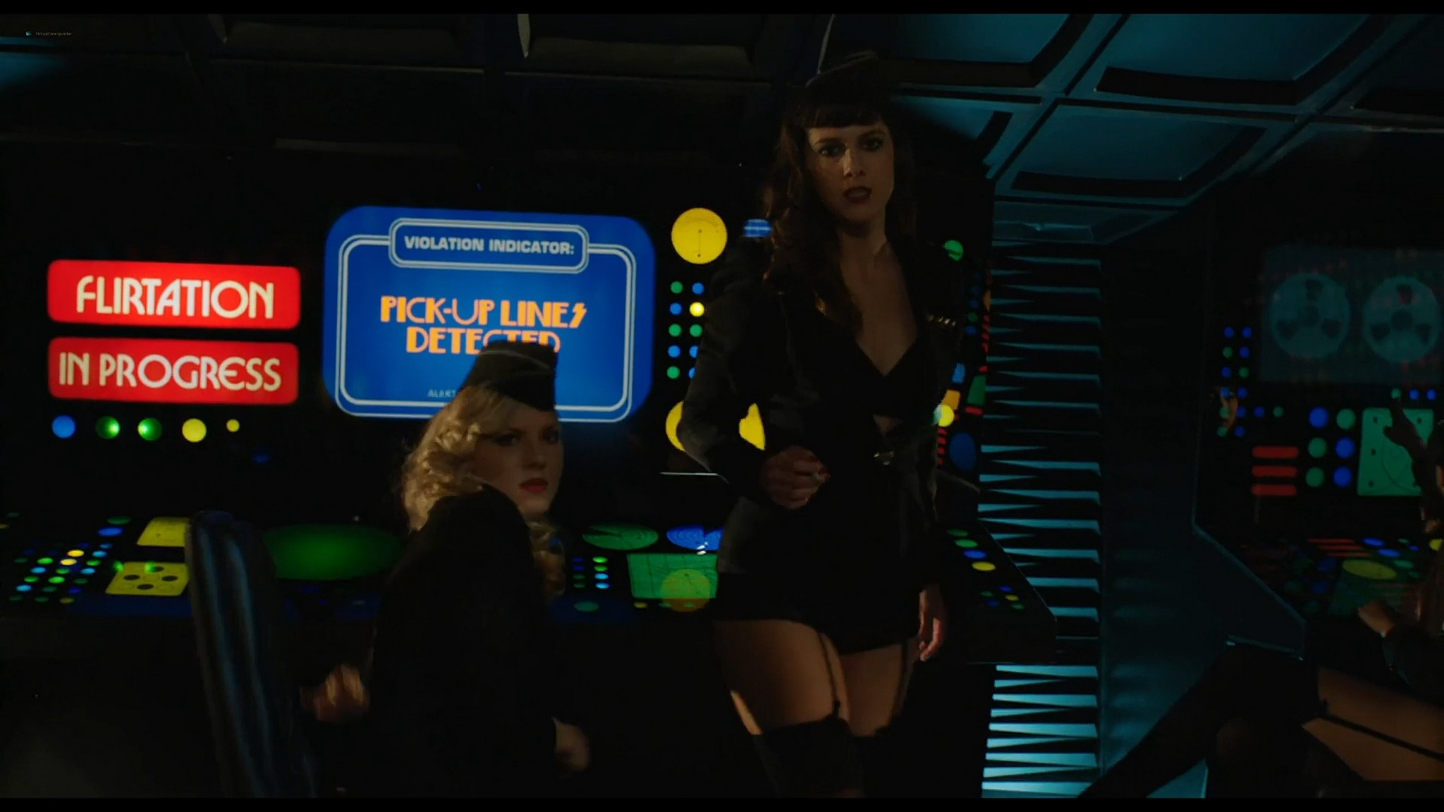Katheryn Winnick sexy Mary Elizabeth Winstead and other hot A Glimpse Inside the Mind of Charles Swan III 2012 HD 1080p BluRay 012