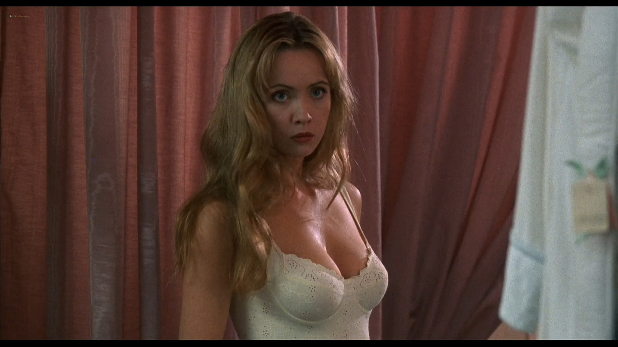 Lysette Anthony nude sex and Ashlie Rhey topless Save Me 1993 HD 1080p Web 02