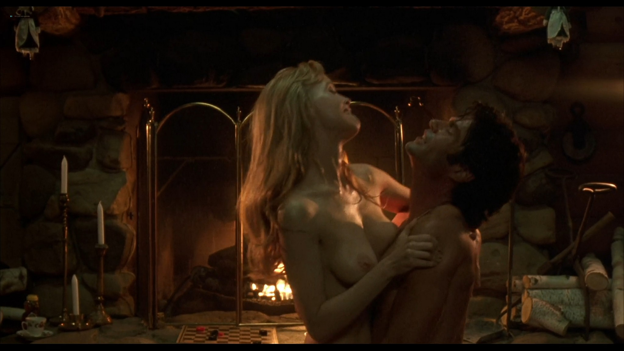 Lysette Anthony nude sex and Ashlie Rhey topless Save Me 1993 HD 1080p Web 18