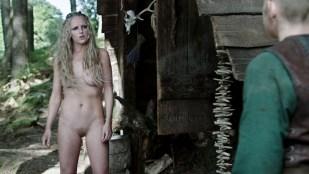 Maude Hirst nude full frontal - Vikings (2013) s1e5 HD 1080p