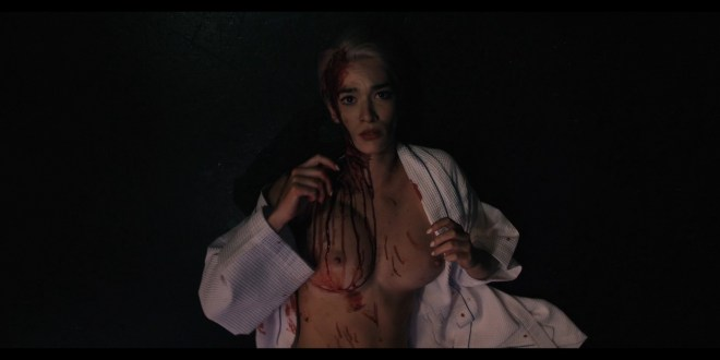 Meghan Burton nude topless Ghost Light 2021 1080p Web 09