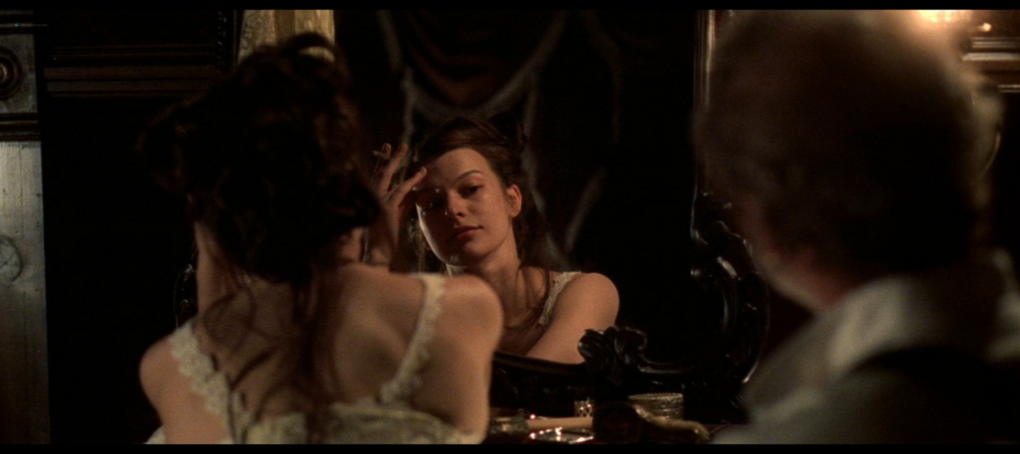 Milla Jovovich sexy and sex Phillipa Peak and others nude The Claim 2000 HD 1080p Web 01