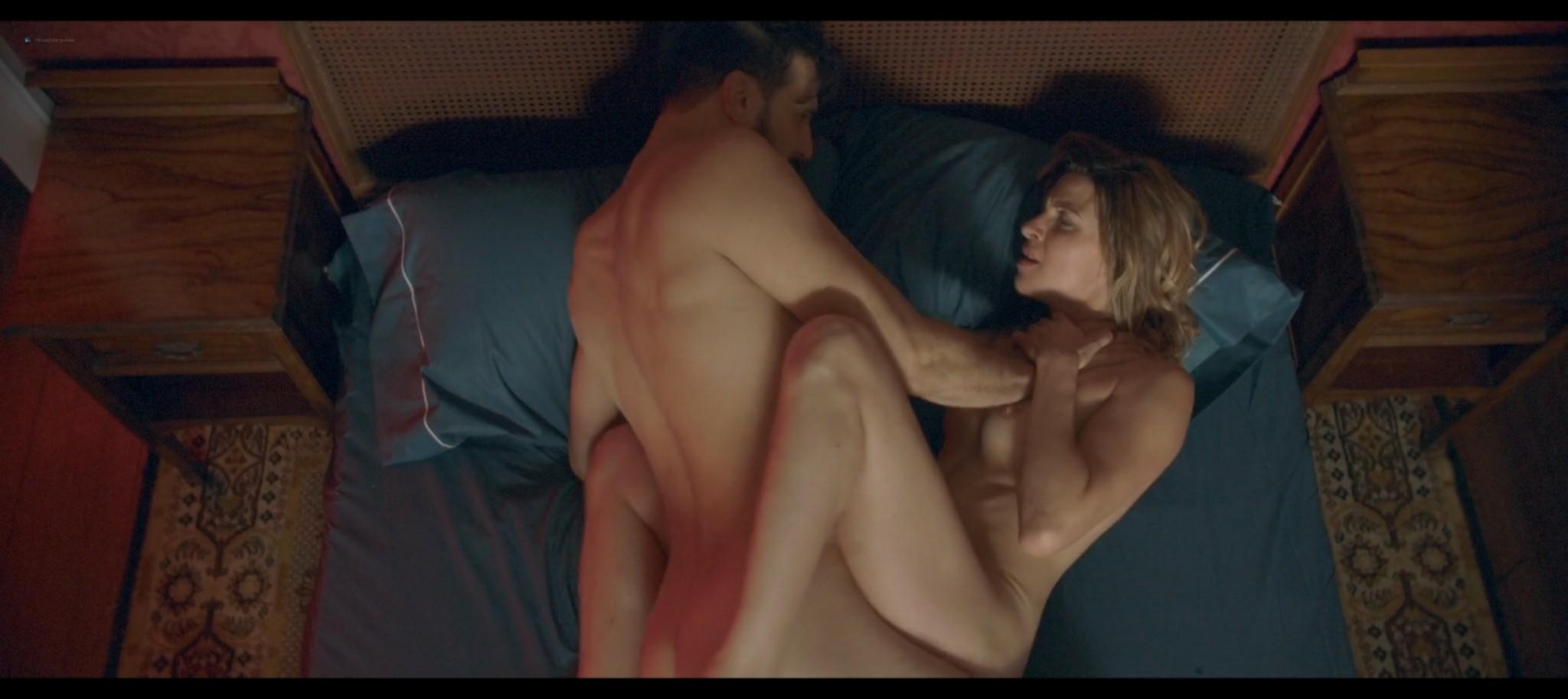 Natalia Tena nude sex Bella Camero nude and hot sex too Sangre 2020 HD 1080p Web 007