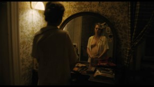 Odessa Young nude sex Elisabeth Moss sexy - Shirley (2020) HD 1080p Web/BluRay